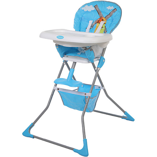 Стульчик для кормления Tea Time, Baby Care, синийСтульчики для кормления с 6 месяцев<br>Характеристики товара:<br><br>• возраст от 6 месяцев;<br>• материал сидения: ПВХ;<br>• регулировка глубины столешницы в 3 положениях;<br>• регулируемая пластиковая подножка;<br>• 5-ти точечные ремни безопасности;<br>• дополнительный пластиковый разделитель между ножек;<br>• под сидением корзина для вещей и игрушек;<br>• съёмный чехол<br>• стоит самостоятельно в сложенном виде.<br><br>Стульчик для кормления Baby Care Tea Time — практичный и удобный стульчик для приучения малыша кушать самостоятельно. Сидение изготовлено из мягкой ткани. Чехол по мере загрязнения снимается и стирается. В стульчика малыша удерживают 5-ти точечные ремни безопасности. Для комфортной посадки предусмотрена пластиковая регулируемая подножка. Под сидением расположена сетчатая корзинка для детских игрушек, салфеток, полотенец.<br><br>Размер стульчика в разложенном виде 64х76х101 см<br>Размер стульчика в сложенном виде 64х13х124 см<br>Ширина сидения 29 см<br>Вес стульчика 5,1 кг<br>Размер упаковки 64х38х20 см<br>Вес упаковки 6,1 кг<br><br>Стульчик для кормления Baby Care Tea Time синий можно приобрести в нашем интернет-магазине.<br>Ширина мм: 640; Глубина мм: 380; Высота мм: 200; Вес г: 6100; Возраст от месяцев: 6; Возраст до месяцев: 36; Пол: Унисекс; Возраст: Детский; SKU: 5493359;