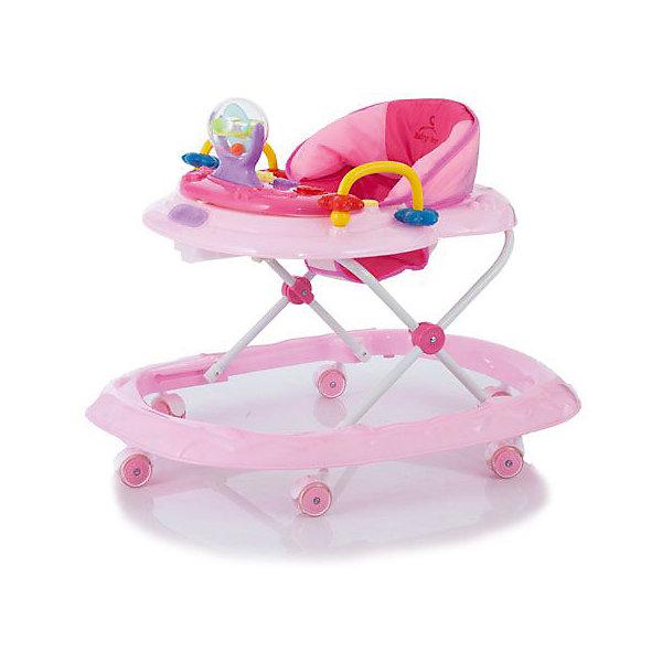 Ходунки Walker, Baby Care, розовый