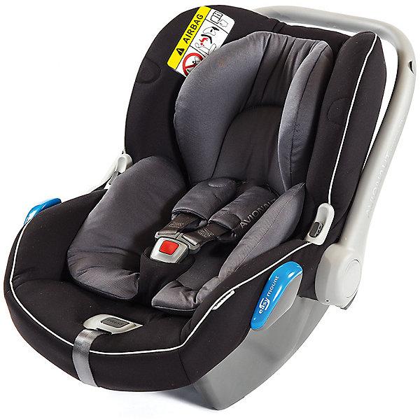 Автокресло Avionaut KITE, 0-13 кг, антрацит/т.серыйГруппа 0+  (до 13 кг)<br>Характеристики товара:<br><br>• группа автокресла: 0-0+;<br>• возраст: с рождения до 1 года;<br>• вес ребенка: 0-13 кг;<br>• материал: пластик, полиэстер;<br>• 3-х точечные ремни безопасности;<br>• установка автокресла: против хода движения;<br>• способ крепления: штатными ремнями автомобиля;<br>• размер автокресла: 62х55х43 см;<br>• вес автокресла: 3,25 кг;<br>• размер упаковки: 70х45х25 см;<br>• вес упаковки: 3,4 кг;<br>• страна производитель: Польша.<br><br>Автокресло Avionaut Kite антрацит/серое обеспечивает безопасную перевозку в машине малыша с самого рождения. Оно устанавливается только против движения автомобиля для достижения наилучшей защиты позвоночника, головы и шеи при ударе. Крепится штатными ремнями автомобиля, но также может фиксироваться при помощи креплений Isofix или на специальную базу Dock.<br><br>Для самых маленьких предусмотрен анатомический вкладыш, поддерживающий спину ребенка. Автокресло выполнено из полистирола, способного поглощать основную энергию удара при столкновении. Кресло оснащено регулируемой ручкой для переноски и козырьком для защиты от солнца. Универсальный адаптер позволяет устанавливать кресло на шасси колясок.<br><br>Автокресло Avionaut Kite антрацит/серое можно приобрести в нашем интернет-магазине.<br><br>Ширина мм: 700<br>Глубина мм: 450<br>Высота мм: 250<br>Вес г: 3250<br>Возраст от месяцев: -2147483648<br>Возраст до месяцев: 2147483647<br>Пол: Унисекс<br>Возраст: Детский<br>SKU: 5500123