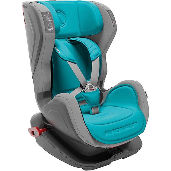 Автокресло Avionaut GLIDER, 9-25кг, голубой/серыйГруппа 1-2  (от 9 до 25 кг)<br>Характеристики товара:<br><br>• группа автокресла: 1-2;<br>• возраст: от 9 месяцев до 6 лет;<br>• вес ребенка: 9-25 кг;<br>• материал: пластик, полиэстер;<br>• 5-ти точечные ремни безопасности;<br>• регулировка высоты подголовника;<br>• регулировка наклона спинки;<br>• установка автокресла: по ходу движения;<br>• способ крепления: штатным ремнем автомобиля;<br>• размер автокресла: 66х44х53 см;<br>• вес автокресла: 8,15 кг;<br>• размер упаковки: 47х69х69 см;<br>• вес упаковки: 9,2 кг;<br>• страна производитель: Польша.<br><br>Автокресло Avionaut Glider голубое/серое обеспечивает надежную защиту малыша при перевозке в автомобиле. Оно устанавливается на пассажирском сидении при помощи штатных ремней автомобиля. Каркас выполнен из ударопрочного пластика.<br><br>Усиленные боковины с наполнителем поглощают основной удар при столкновении, защищая ребенка от травм. Подголовник выполнен из особого материала: вспененного полипропилена, который защищает хрупкую шею и голову ребенка. Подголовник можно отрегулировать по высоте по мере роста малыша.<br><br>Комфортную поездку обеспечивают мягкий вкладыш и регулируемая спинка. Съемный чехол выполнен из мягкого воздухопроницаемого материала. На спинке имеется кармашек для хранения мелочей или инструкции по эксплуатации.<br><br>Автокресло Avionaut Glider голубое/серое можно приобрести в нашем интернет-магазине.<br><br>Ширина мм: 470<br>Глубина мм: 690<br>Высота мм: 690<br>Вес г: 8150<br>Возраст от месяцев: -2147483648<br>Возраст до месяцев: 2147483647<br>Пол: Унисекс<br>Возраст: Детский<br>SKU: 5500153