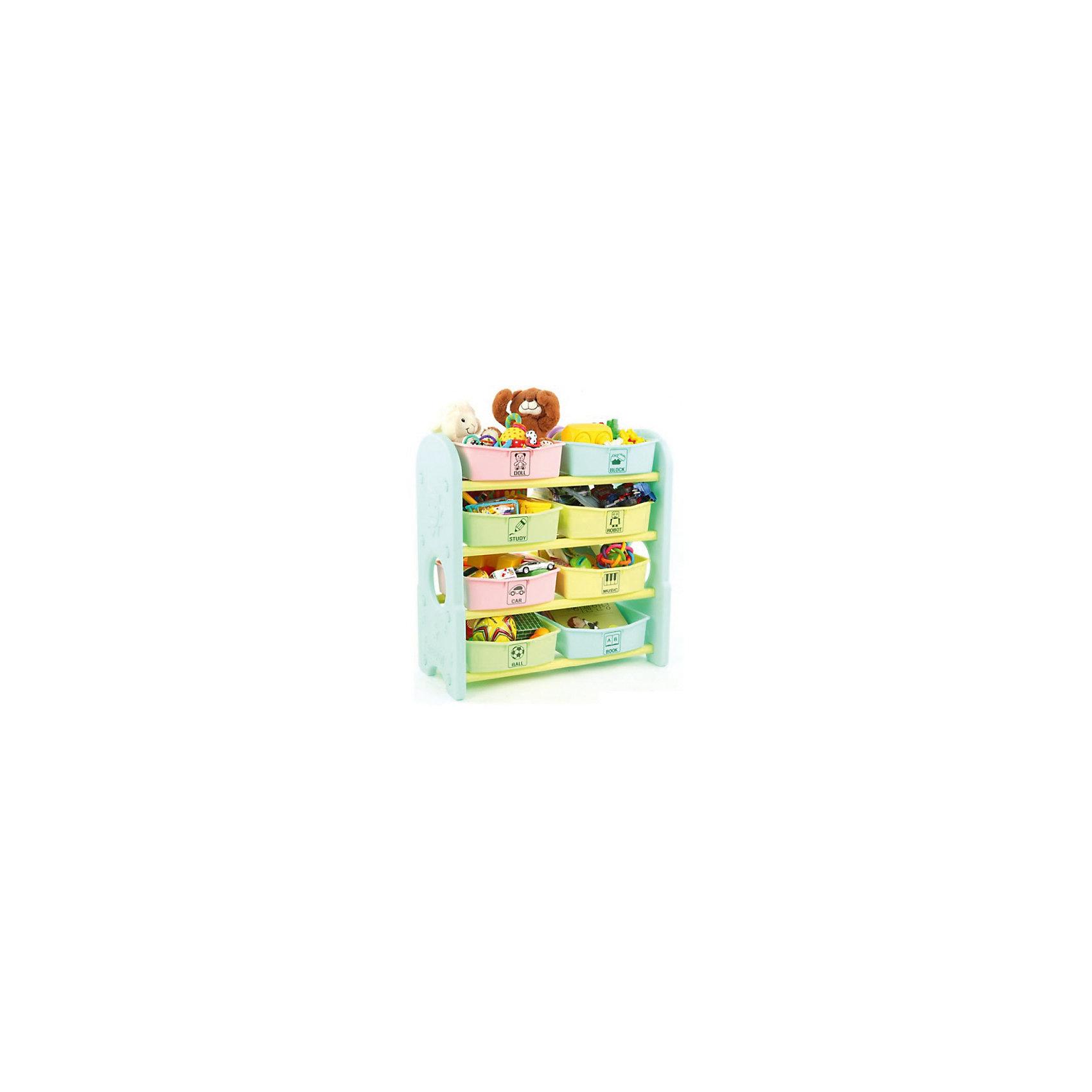 Стеллаж для игрушек с ящиками, EduplayEDU PLAY Стеллаж для игрушек с ящиками (76х36х80.5)<br><br>Ширина мм: 385<br>Глубина мм: 295<br>Высота мм: 825<br>Вес г: 6800<br>Возраст от месяцев: -2147483648<br>Возраст до месяцев: 2147483647<br>Пол: Унисекс<br>Возраст: Детский<br>SKU: 5500244