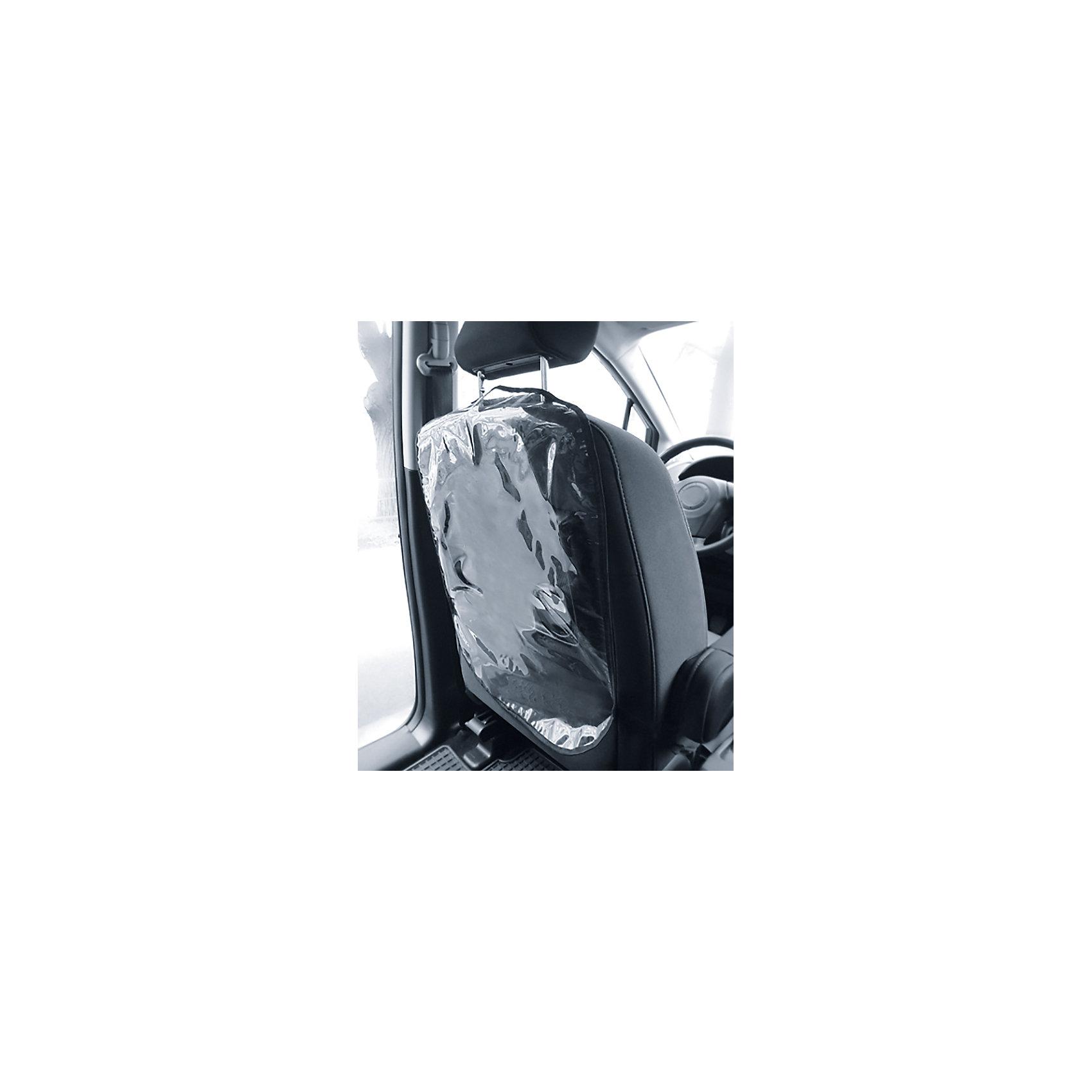 Защитная накидка на спинку автомобильного сиденья, ВитошаАксессуары<br>Характеристики:<br><br>• резинки-держатели;<br>• материал: прозрачная пленка ПВХ;<br>• размер накидки: 40х60 см;<br>• размер упаковки: 25х16,5х1 см;<br>• вес накидки: 50 г;<br>• вес в упаковке: 200 г.<br><br>Защитная накидка быстро и легко крепится на автомобильное сиденье. За накидкой легко ухаживать, аксессуар отмывается без труда. Накладка подходит для всех типов кресел со съемным подголовником.  <br><br>Защитную накидку на спинку автомобильного сиденья, Витоша можно купить в нашем интернет-магазине.<br><br>Ширина мм: 250<br>Глубина мм: 165<br>Высота мм: 10<br>Вес г: 200<br>Возраст от месяцев: 0<br>Возраст до месяцев: 36<br>Пол: Унисекс<br>Возраст: Детский<br>SKU: 5500271