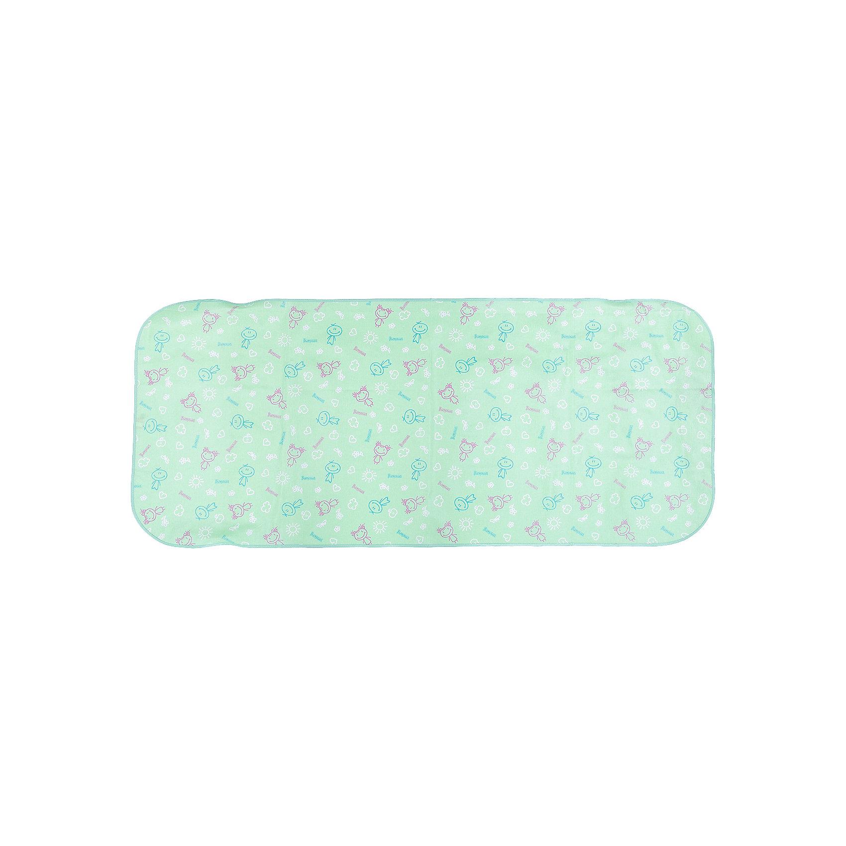 Клеенка подкладная с ПВХ покрытием Виталфарм 0,60х1,20м (ок.) с резинками для фиксации, ВитошаПостельное бельё<br>Характеристики:<br><br>• резинка для фиксации;<br>• наличие тесьмы по краю;<br>• можно использовать в кроватке, клеенка надежно фиксируется и не сминается;<br>• назначение: подкладной материал для переодевания ребенка, массажа, гигиенических процедур;<br>• отсутствует эффект «холодного контакта»;<br>• свойства клеенки: водонепроницаемость, воздухопроницаемость;<br>• материал: текстиль, ПВХ покрытие.<br>• размер клеенки: 120х60 см;<br>• размер упаковки: 22х2х40 см;<br>• вес в упаковке: 230 г.<br><br>Клеенку подкладную с ПВХ покрытием Виталфарм 0,60х1,20м (ок.) с резинками для фиксации, Витоша можно купить в нашем интернет-магазине.<br><br>Ширина мм: 220<br>Глубина мм: 400<br>Высота мм: 20<br>Вес г: 230<br>Возраст от месяцев: 0<br>Возраст до месяцев: 36<br>Пол: Унисекс<br>Возраст: Детский<br>SKU: 5500273