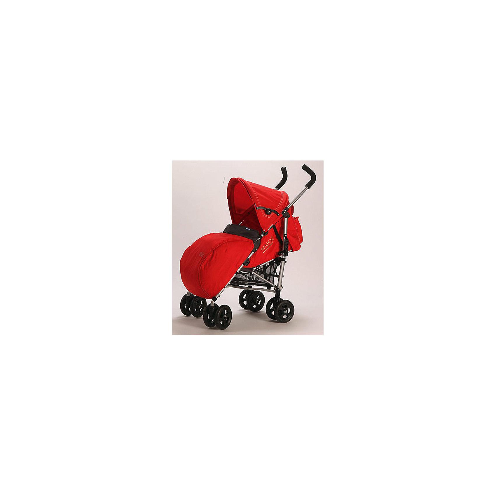 Коляска-трость MATOZ Zorro, красныйКоляски-трости<br>Характеристики коляски-трости:<br><br>• наклон спинки регулируется в 4-х положениях вплоть до горизонтального;<br>• удлиненное спальное место;<br>• подножка регулируется;<br>• система 5-ти точечных ремней безопасности с наплечниками;<br>• имеется защитный бампер;<br>• капюшон оснащен смотровым окошком и солнцезащитным козырьком;<br>• сзади на капюшоне имеется кармашек для аксессуаров;<br>• чехол на ножки входит в комплект, защищает и согревает малыша в холодное время года;<br>• колеса сдвоенные, оснащены плавающим механизмом с блокировкой и ножным тормозом;<br>• система амортизации;<br>• тип складывания: трость.<br><br>Размер коляски в сложенном виде: 105х26х20 см<br>Вес коляски: 5,8 кг<br>Диаметр колес: 13 см<br>Размер сиденья: 32х23 см<br>Высота от земли до ручки: 108 см<br>Ширина шасси: 48 см<br>Вес в упаковке: 8,5 кг<br><br>Коляску-трость MATOZ Zorro, MATOZ, красную можно купить в нашем интернет-магазине.<br><br>Ширина мм: 1050<br>Глубина мм: 200<br>Высота мм: 260<br>Вес г: 6000<br>Возраст от месяцев: 7<br>Возраст до месяцев: 36<br>Пол: Унисекс<br>Возраст: Детский<br>SKU: 5500305