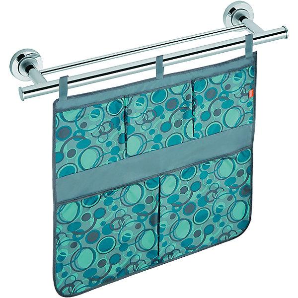 Органайзер на кроватку 60х62см, Витоша, стандартПостельное белье в кроватку новорождённого<br>Характеристики:<br><br>• размер органайзера: 60х62 см;<br>• размер кроватки: 120х60 см;<br>• способ фиксации: крепления на липучках;<br>• материал: водонепроницаемая ткань, 100% полиэстер;<br>• наличие карманов: 5 шт.<br><br>Размер упаковки:30х22х2 см<br>Вес: 270 г<br><br>Органайзер «Витоша» предназначен для хранения детских вещей и аксессуаров, предметов гигиены, игрушек. Карманы расположены в два ряда, в верхней части органайзера расположено 3 кармана маленького размера, внизу – 2 кармана большого размера. Все вещи будут расположены на своих местах в быстрой доступности. <br><br>Органайзер на кроватку 60х62см, Витоша, стандарт можно купить в нашем интернет-магазине.<br><br>Ширина мм: 220<br>Глубина мм: 300<br>Высота мм: 20<br>Вес г: 270<br>Возраст от месяцев: 0<br>Возраст до месяцев: 36<br>Пол: Унисекс<br>Возраст: Детский<br>SKU: 5500328