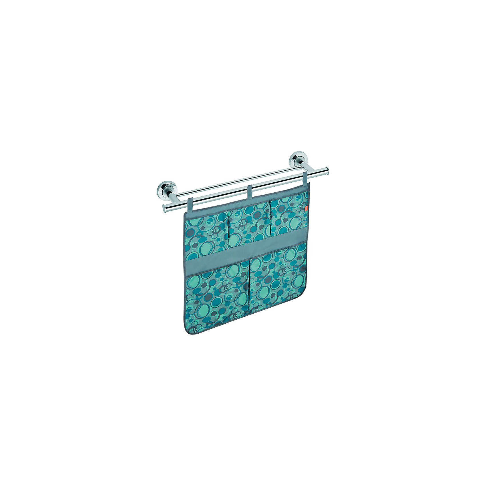 Органайзер на кроватку 60х62см, Витоша, стандартПостельное бельё<br>Характеристики:<br><br>• размер органайзера: 60х62 см;<br>• размер кроватки: 120х60 см;<br>• способ фиксации: крепления на липучках;<br>• материал: водонепроницаемая ткань, 100% полиэстер;<br>• наличие карманов: 5 шт.<br><br>Размер упаковки:30х22х2 см<br>Вес: 270 г<br><br>Органайзер «Витоша» предназначен для хранения детских вещей и аксессуаров, предметов гигиены, игрушек. Карманы расположены в два ряда, в верхней части органайзера расположено 3 кармана маленького размера, внизу – 2 кармана большого размера. Все вещи будут расположены на своих местах в быстрой доступности. <br><br>Органайзер на кроватку 60х62см, Витоша, стандарт можно купить в нашем интернет-магазине.<br><br>Ширина мм: 220<br>Глубина мм: 300<br>Высота мм: 20<br>Вес г: 270<br>Возраст от месяцев: 0<br>Возраст до месяцев: 36<br>Пол: Унисекс<br>Возраст: Детский<br>SKU: 5500328