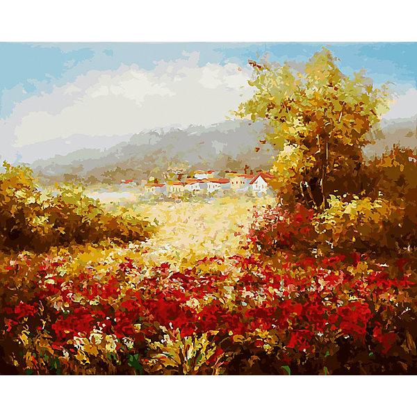Живопись на холсте Летнее поле , 40*50 смРаскраски по номерам<br>Живопись на холсте Летнее поле, 40*50 см<br><br>Характеристики:<br><br>• Вес: 850<br>• Размер: 40х50<br>• Краски: акриловые, быстросохнущие<br>• Количество цветов: 40<br>• В наборе: холст на подрамнике, настенное крепление, контрольный лист с рисунком, 40 красок, 3 кисти<br><br>Данный набор позволит любому человеку ощутить себя профессиональным художником. В комплект входит холст с нанесенным на него рисунком по номерам, акриловые краски на водной основе, специальный контрольный лист, предотвращающий ошибки и 3 удобные кисти разных размеров. <br><br>Рисовать на холсте очень удобно, а благодаря номерам на картине и баночках с краской - это совсем просто. Цвета ложатся ровным слоем, перекрывая нанесенный рисунок. Если вы боитесь, что где-то ошиблись – приложите контрольный лист, который полностью повторяет схему. Акриловые краски совершенно безопасны и не имеют запаха. А благодаря настенному креплению вы сможете повесить готовую работу.<br><br>Живопись на холсте Летнее поле, 40*50 см можно купить в нашем интернет-магазине.<br><br>Ширина мм: 510<br>Глубина мм: 410<br>Высота мм: 250<br>Вес г: 850<br>Возраст от месяцев: 72<br>Возраст до месяцев: 2147483647<br>Пол: Унисекс<br>Возраст: Детский<br>SKU: 5500413