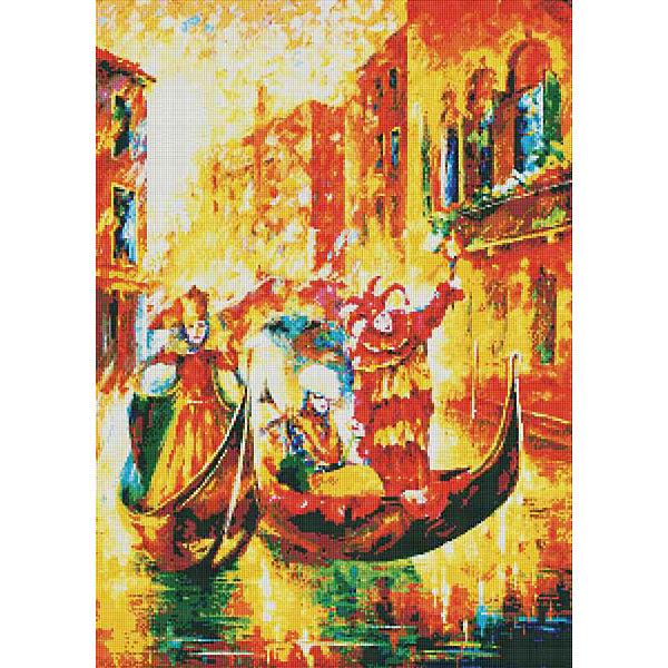Мозаичная картина Венецианская гондолаМозаика детская<br>Мозаичная картина Венецианская гондола<br><br>Характеристики:<br><br>• Вес: 1110 г<br>• Размер: 53х53<br>• Тип камней: квадратный<br>• Размер камней: 2,5х2,5мм<br>• Тип выкладки: 100% заполнение<br>• Количество цветов: 55<br>• В комплекте: основа с клеевым слоем и схемой, набор алмазных камней, пинцет, лоток для мозаики, инструкция<br><br>Данный набор подойдет даже для начинающего рукодельника. Из него выйдет прекрасная мерцающая картина. Нанесение камушков с помощью пинцета не составит труда. В комплекте идет лоточек, в который можно положить нужный вам цвет и избежать рассыпания алмазов по всему рабочему месту. <br><br>Каждый цвет упакован в отдельный пакетик с номером соответствующим номеру на схеме. Весь набор находится в прозрачном тубусе, что делает его аккуратным и компактным.<br><br>Мозаичная картина Венецианская гондола можно купить в нашем интернет-магазине.<br><br>Ширина мм: 90<br>Глубина мм: 90<br>Высота мм: 6000<br>Вес г: 1000<br>Возраст от месяцев: 72<br>Возраст до месяцев: 2147483647<br>Пол: Унисекс<br>Возраст: Детский<br>SKU: 5500434