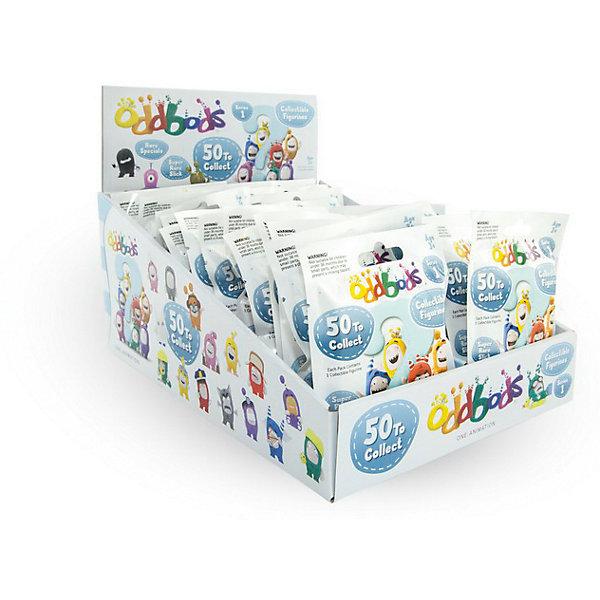 Минифигурка, 3,5 см, Oddbods (Чуддики), в ассортиментеИгрушки<br>Характеристики:<br><br>• тип игрушки: фигурка;<br>• возраст: от 3 лет;<br>• комплект: 1 фигурка;<br>• размер: 2.5x12x10 см;<br>• бренд:  RP2 Global;<br>• упаковка: фольгированный пакетик;<br>• материал: пластмасса.<br><br>Минифигурка, 3,5 см, Oddbods (Чуддики) понравится многим детям и надолго заинтересует их. Мини-фигурка Oddbods станет отличным подарком для всех юных поклонников одноименного мультсериала. Эти игрушечные милые существа-телепузы обитают в маленькой волшебной стране. Они отличаются между собой не только расцветкой собственного туловища, но и своими уникальными характерами.<br> <br>Такая игрушка обязательно порадует малышей и подарит им массу положительных эмоций. Фигурка особенно порадует детей от трех лет, которые хотят весело провести время и увлекаются Чуддиками. Все детали игрушки изготовлены из безопасного пластика, который прошел всю необходимую сертификацию. Игрушка окрашена нетоксичными насыщенными красителями.<br><br>Минифигурка, 3,5 см, Oddbods (Чуддики)  можно купить в нашем интернет-магазине.<br><br>Ширина мм: 25<br>Глубина мм: 100<br>Высота мм: 120<br>Вес г: 100<br>Возраст от месяцев: 36<br>Возраст до месяцев: 192<br>Пол: Унисекс<br>Возраст: Детский<br>SKU: 5500899