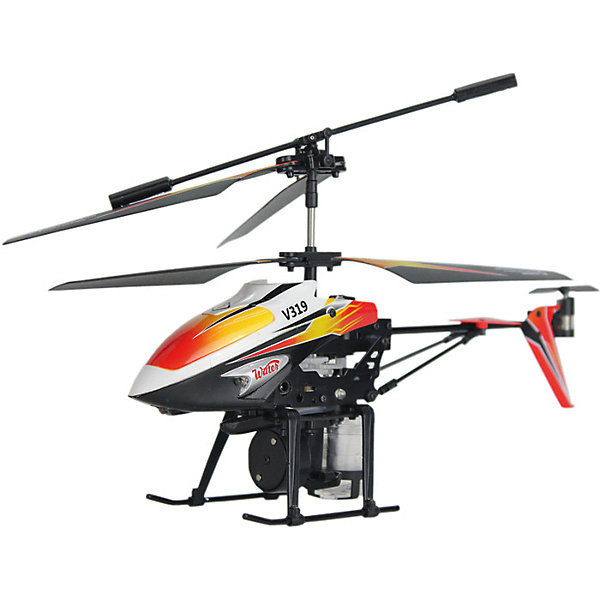 Радиоуправляемый вертолет, 3,5 канала, с гироскопом, с функцией распыления воды, ABtoys