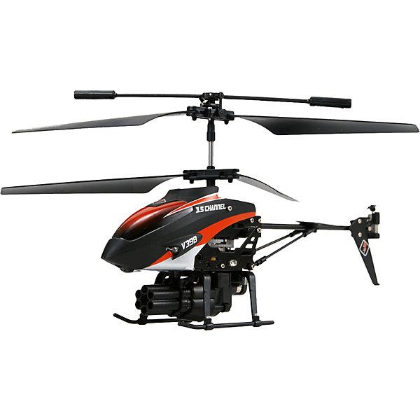 Радиоуправляемый вертолет, 3,5 канала, с гироскопом, с функцией запуска ракет, ABtoys