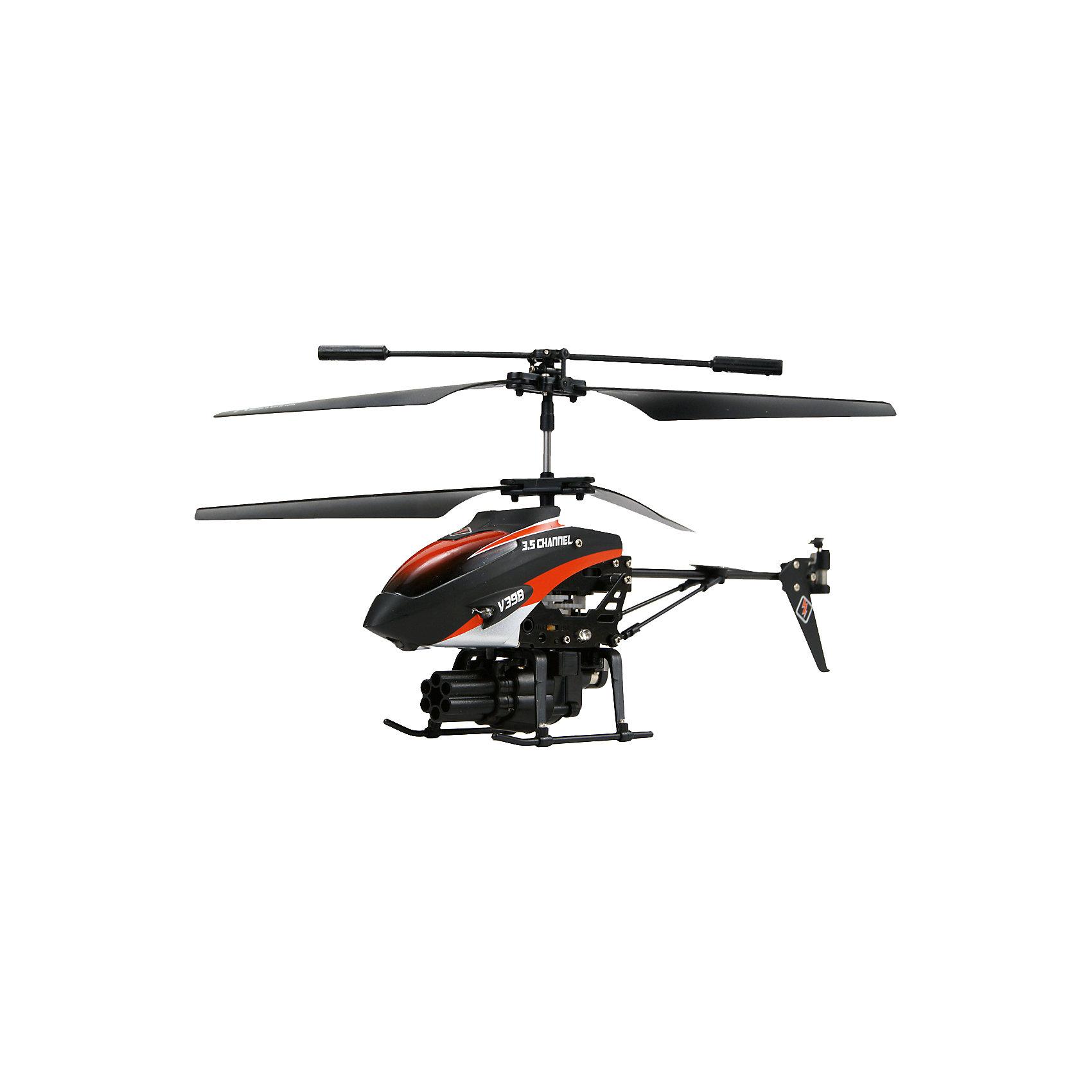 Радиоуправляемый вертолет, 3,5 канала, с гироскопом, с функцией запуска ракет, ABtoysСамолёты и вертолёты<br>Вертолет р/у 3,5 канала, с гироскопом, с функцией запуска ракет, в коробке, 33,5х9х28,5см<br><br>Ширина мм: 335<br>Глубина мм: 90<br>Высота мм: 285<br>Вес г: 611<br>Возраст от месяцев: 36<br>Возраст до месяцев: 192<br>Пол: Мужской<br>Возраст: Детский<br>SKU: 5500907