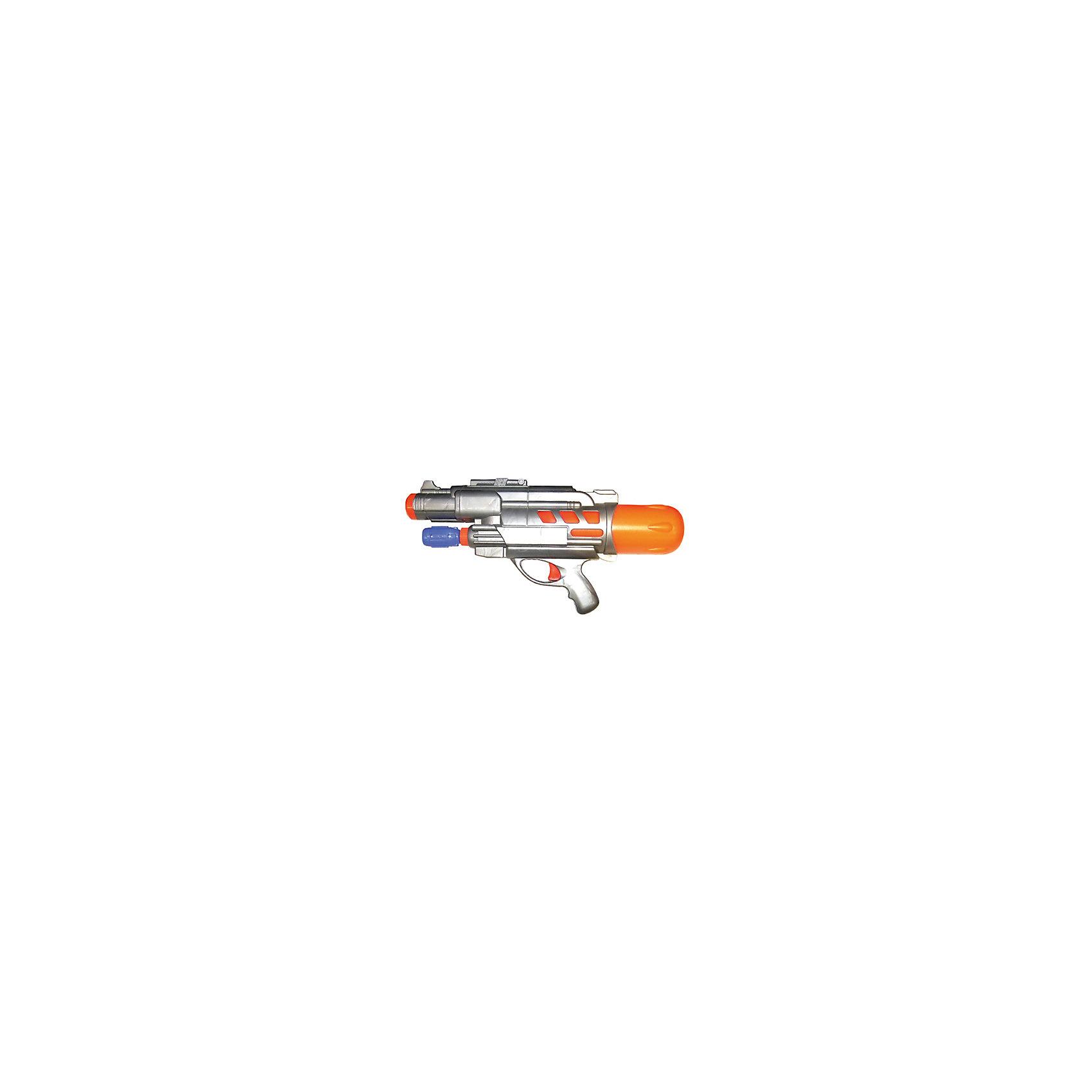 Водный пистолет с помпой, 43 см, ТилибомИгрушечное оружие<br>Водный пистолет с помпой, 43 см, Тилибом.<br><br>Характеристика:<br><br>• Материал: пластик. <br>• Размер: 43 см.<br>• Помповый механизм.<br>• Яркий привлекательный дизайн. <br>• Отличная детализация. <br><br>Водный пистолет - незаменимая игрушка во время активного отдыха летом! Помповый пистолет бьет очень прицельно и точно, не причиняя никакого вреда. Игрушка выполнена из высококачественных нетоксичных материалов безопасных для детей, имеет простой механизм, с которым легко разберется любой ребенок. <br><br>Водный пистолет с помпой, 43 см, Тилибом, можно купить в нашем интернет-магазине.<br><br>Ширина мм: 430<br>Глубина мм: 200<br>Высота мм: 70<br>Вес г: 538<br>Возраст от месяцев: 36<br>Возраст до месяцев: 144<br>Пол: Унисекс<br>Возраст: Детский<br>SKU: 5501947