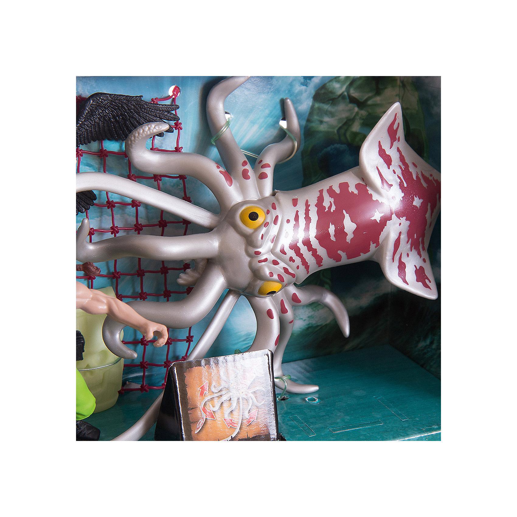 Набор: ПИРАТЫ. Ловушка для кракена, Chap Mei от myToys