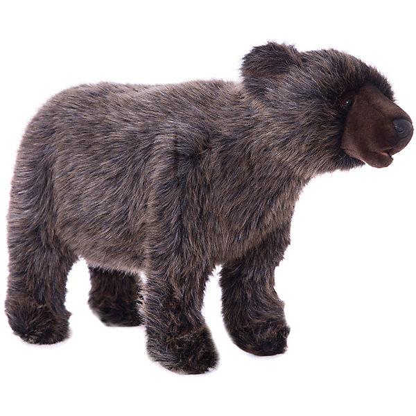 Медвежонок Гризли, идущий, 60 см, HansaМягкие игрушки животные<br>Медвежонок Гризли, идущий, 60 см, Hansa (Ханса)<br><br>Характеристики:<br><br>• реалистичные детали<br>• прочный каркас<br>• приятная на ощупь<br>• размер игрушки: 35х60 см <br>• материал: искусственный мех, искусственная кожа, текстиль, пластик, металл, полиэфир<br>• размер упаковки: 60х29х16 см<br>• вес: 705 грамм<br><br>Медвежонок Гризли от Hansa очень похож на свой прототип. Глаза, мордочка, лапки - всё выглядит очень реалистично! Металлический каркас придает игрушке прочность и устойчивость. А мягкая шерстка Гризли очень приятна на ощупь. Такой зверек не оставит равнодушным даже взрослых!<br><br>Медвежонка Гризли, идущего, 60 см, Hansa (Ханса) вы можете купить в нашем интернет-магазине.<br>Ширина мм: 600; Глубина мм: 200; Высота мм: 360; Вес г: 705; Возраст от месяцев: 36; Возраст до месяцев: 2147483647; Пол: Унисекс; Возраст: Детский; SKU: 5503302;