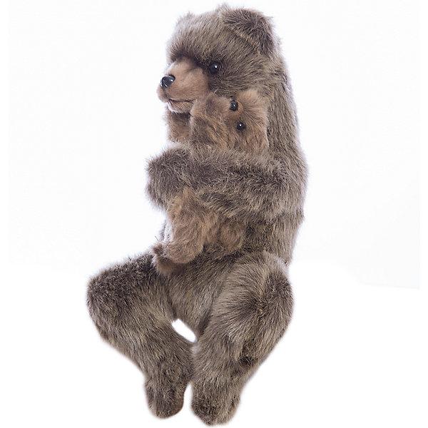 Медведица с медвежонком, 33 см, HansaМягкие игрушки животные<br>Медведица с медвежонком, 33 см, Hansa (Ханса)<br><br>Характеристики:<br><br>• реалистичные детали<br>• прочный каркас<br>• приятная на ощупь<br>• размер игрушки: 33 см <br>• материал: искусственный мех<br>• размер упаковки: 13х23х8 см<br>• вес: 176 грамм<br><br>Мягкие игрушки Hansa имеют очень реалистичные детали. Медведица с медвежонком похожи на настоящих животных, встречающихся в дикой природе. Все детали тщательно продуманы для большей реалистичности. Прочный каркас придает игрушке прочность и устойчивость. Очаровательные медведи станут отличным дополнением к коллекции игрушек.<br><br>Медведицу с медвежонком, 33 см, Hansa (Ханса) можно купить в нашем интернет-магазине.<br><br>Ширина мм: 330<br>Глубина мм: 180<br>Высота мм: 150<br>Вес г: 175<br>Возраст от месяцев: 36<br>Возраст до месяцев: 2147483647<br>Пол: Унисекс<br>Возраст: Детский<br>SKU: 5503303