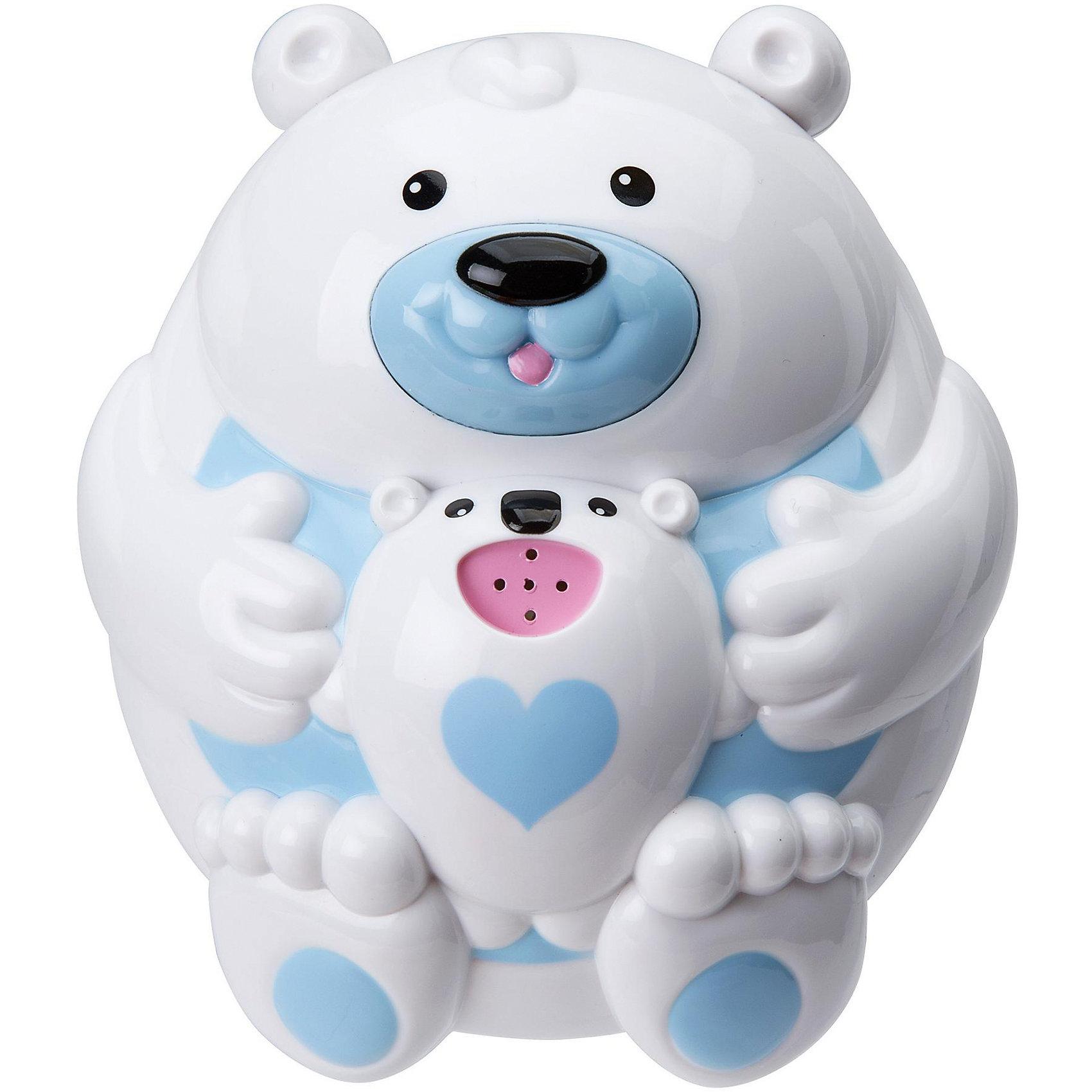 Игрушка для ванны Полярный медвежонок, ALEXЛейки и поливалки<br>Игрушка для ванны Полярный медвежонок.  Наполните игрушку водой и брызгайте фонтанчиком. Для детей от 3х лет.<br><br>Ширина мм: 150<br>Глубина мм: 70<br>Высота мм: 180<br>Вес г: 560<br>Возраст от месяцев: 36<br>Возраст до месяцев: 2147483647<br>Пол: Унисекс<br>Возраст: Детский<br>SKU: 5503309