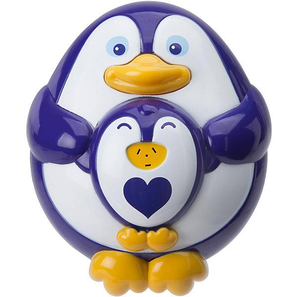 Игрушка для ванны Пингвиненок, ALEXИгрушки для ванной<br>Игрушка для ванны Пингвиненок, ALEX (Алекс)<br><br>Характеристики:<br><br>• крутится, жужжит и брызгает водой<br>• материал: ПВХ, металл<br>• размер игрушки: 12 см<br>• батарейки: АА - 2 шт. (не входят в комплект)<br>• размер упаковки: 15х7х8 см<br><br>Пингвиненок станет лучшим другом малыша во время купания. Для этого нужно наполнить игрушку водой и нажать на носик мамы. При нажатии на кнопку пингвин начинает забавно крутиться, жужжать и брызгать водой из своего маленького фонтанчика. Такой очаровательный пингвиненок принесет много радости малышу! Для работы необходимы две батарейки АА (не входят в комплект).<br><br>Игрушку для ванны Пингвиненок, ALEX (Алекс) можно купить в нашем интернет-магазине.<br>Ширина мм: 150; Глубина мм: 70; Высота мм: 180; Вес г: 560; Возраст от месяцев: 36; Возраст до месяцев: 2147483647; Пол: Унисекс; Возраст: Детский; SKU: 5503310;