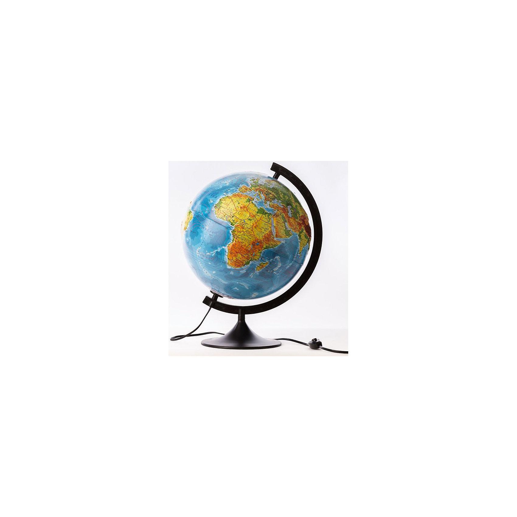 Глобус Земли физико-политический рельефный с подсветкой, диаметр 250 ммГлобус Земли д-р 250 физико-политический рельефный с подсветкой<br><br>Ширина мм: 270<br>Глубина мм: 250<br>Высота мм: 250<br>Вес г: 900<br>Возраст от месяцев: 72<br>Возраст до месяцев: 2147483647<br>Пол: Унисекс<br>Возраст: Детский<br>SKU: 5504469