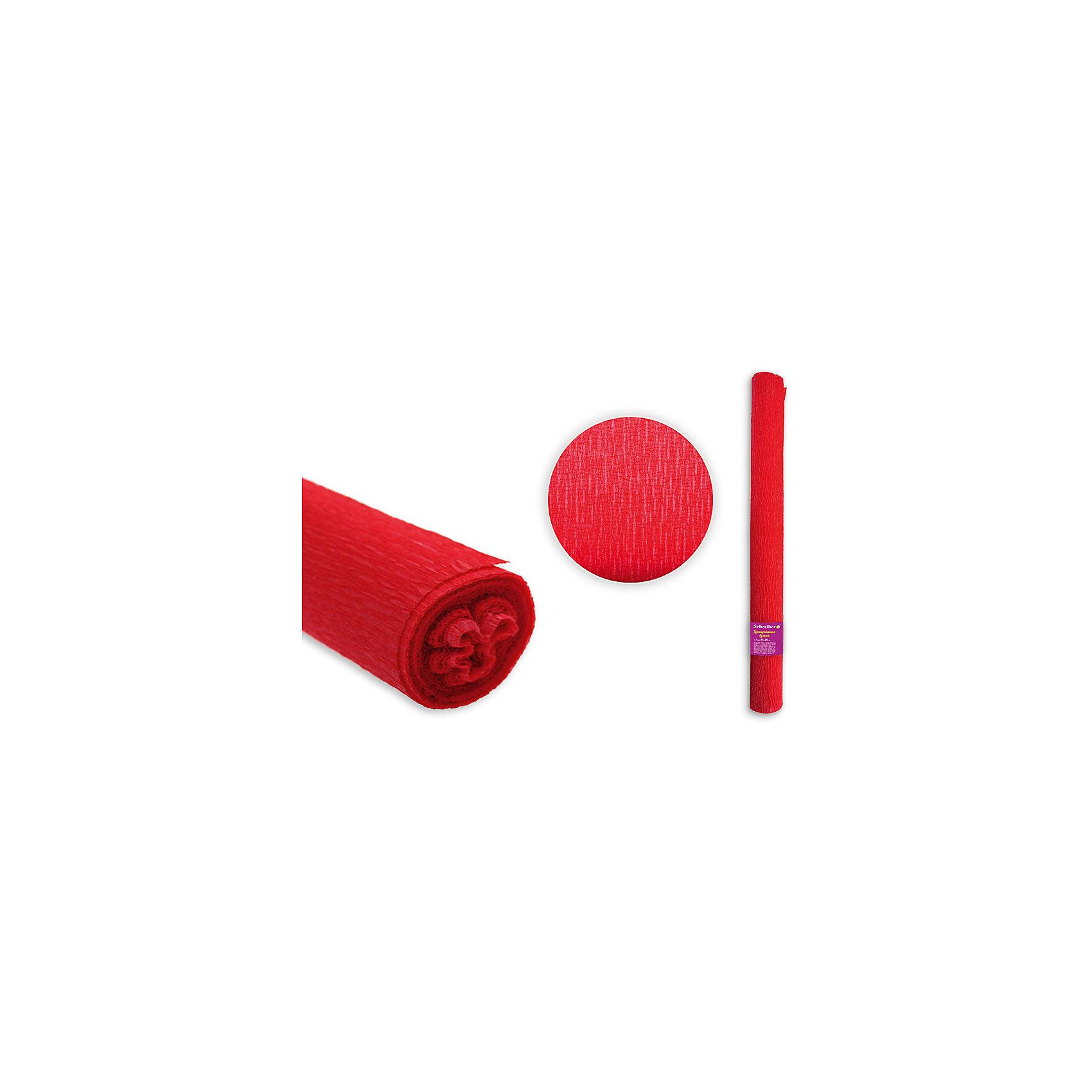 Цветная крепированная бумага 50х250 см, оттенок красныйРукоделие<br>Цветная крепированная бумага 50х250 см, оттенок красный.<br><br>Характеристики:<br><br>• Возраст: от 6 лет<br>• Размер: 50х250 см.<br>• Оттенок: красный<br><br>Двухсторонняя крепированная бумага - идеальный вариант для воплощения любых творческих идей: начиная от создания поделок и заканчивая упаковкой подарков. Является великолепным инструментом для развития творческих навыков у детей.<br><br>Цветную крепированную бумагу 50х250 см, оттенок красный можно купить в нашем интернет-магазине.<br><br>Ширина мм: 500<br>Глубина мм: 40<br>Высота мм: 75<br>Вес г: 100<br>Возраст от месяцев: 72<br>Возраст до месяцев: 2147483647<br>Пол: Унисекс<br>Возраст: Детский<br>SKU: 5504481