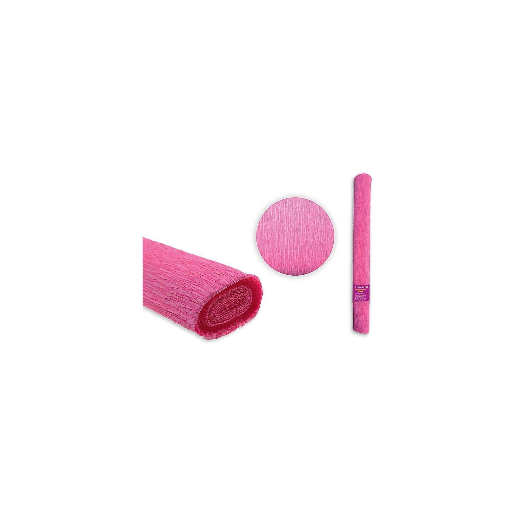 Цветная крепированная бумага 50х250 см, оттенок пурпурно-розовыйПоследняя цена<br>Цветная крепированная бумага 50х250 см, оттенок пурпурно-розовый.<br><br>Характеристики:<br><br>• Возраст: от 6 лет<br>• Размер: 50х250 см.<br>• Оттенок: пурпурно-розовый<br><br>Двухсторонняя крепированная бумага - идеальный вариант для воплощения любых творческих идей: начиная от создания поделок и заканчивая упаковкой подарков. Является великолепным инструментом для развития творческих навыков у детей.<br><br>Цветную крепированную бумагу 50х250 см, оттенок пурпурно-розовый можно купить в нашем интернет-магазине.<br><br>Ширина мм: 500<br>Глубина мм: 40<br>Высота мм: 75<br>Вес г: 120<br>Возраст от месяцев: 72<br>Возраст до месяцев: 2147483647<br>Пол: Унисекс<br>Возраст: Детский<br>SKU: 5504482