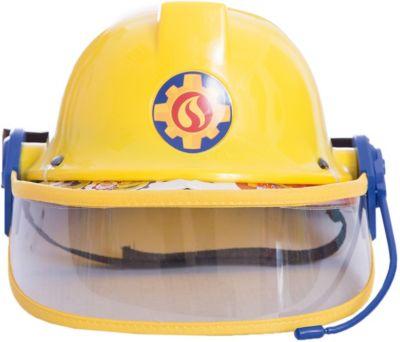 Каска с микрофоном Пожарный Сэм , диаметр 23 см, Simba