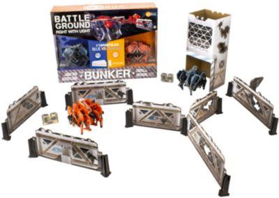 Ќабор »з ƒвух ћикро-–оботов Battle Bunker Tarantula , Hexbug