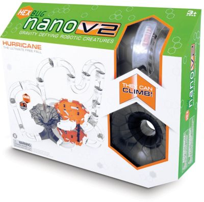 Нано V2 Харикейн сэт - большой игровой набор для Нано V2, Hexbug