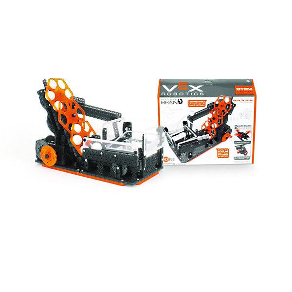 Конструктор VEX Hexcalator Ball Machine, 260 деталей, HexbugПластмассовые конструкторы<br>Конструктор VEX Hexcalator Ball Machine, 260 деталей, Hexbug (Хексбаг)<br><br>Характеристики:<br><br>• несколько вариантов сборки<br>• прост в управлении<br>• подходит к другим конструкторам VEX<br>• количество деталей: 260<br>• размер упаковки: 28х7х31 см<br>• вес: 930 грамм<br><br>Hexcalator Ball Machine - интересный конструктор для детей от восьми лет. Конструктор состоит из 260 деталей. Собрав их, ребенок сможет построить интересный механизм, поднимающий шарики на высоту с помощью шестигранных площадок. Готовый механизм очень прост в управлении. Все детали подходят к другим наборам VEX. Игра с конструктором VEX наглядно познакомит ребенка с миром физики и механики.<br><br>Конструктор VEX Hexcalator Ball Machine, 260 деталей, Hexbug (Хексбаг) вы можете купить в нашем интернет-магазине.<br><br>Ширина мм: 270<br>Глубина мм: 60<br>Высота мм: 230<br>Вес г: 922<br>Возраст от месяцев: 36<br>Возраст до месяцев: 2147483647<br>Пол: Унисекс<br>Возраст: Детский<br>SKU: 5507207