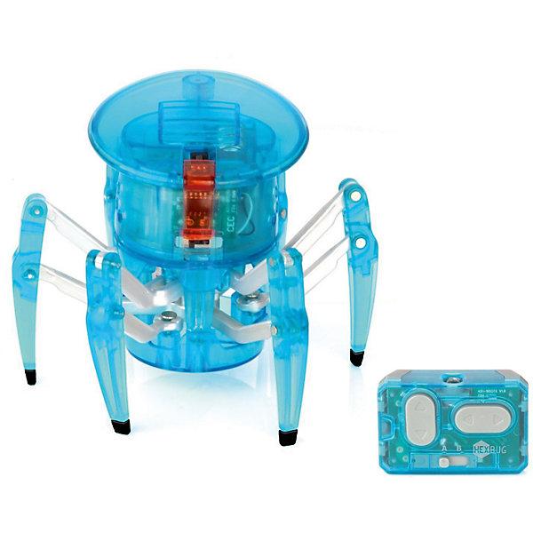 Микро-робот на управлении Спайдер, бирюзовый, HexbugИнтерактивные игрушки для малышей<br>Микро-робот на управлении Спайдер, бирюзовый, Hexbug (Хексбаг)<br><br>Характеристики:<br><br>• передвигается в любых направлениях<br>• светящийся глаз<br>• двухканальное управление<br>• для работы необходимы батарейки AG13 - 5 шт.<br>• размер: 7,7х9,1 см<br>• вес: 43 грамма<br>• цвет: бирюзовый<br><br>Микро-робот Спайдер - очень быстрый паучок, которым вы сможете управлять самостоятельно с помощью дистанционного пульта. По команде робот способен передвигаться в любую указанную сторону и вращаться на 360 градусов. Двухканальное управление позволит вам устроить настоящие гонки для двух роботов. Микро-робот Спайдер - интересный и увлекательный подарок для всей семьи!<br><br>Микро-робота на управлении Спайдер, бирюзовый, Hexbug (Хексбаг) вы можете купить в нашем интернет-магазине.<br>Ширина мм: 100; Глубина мм: 110; Высота мм: 130; Вес г: 126; Возраст от месяцев: 36; Возраст до месяцев: 2147483647; Пол: Унисекс; Возраст: Детский; SKU: 5507218;
