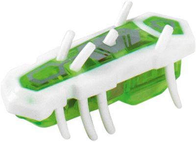Микро-робот Nano Nitro Single , бело-зеленый, Hexbug фото-1