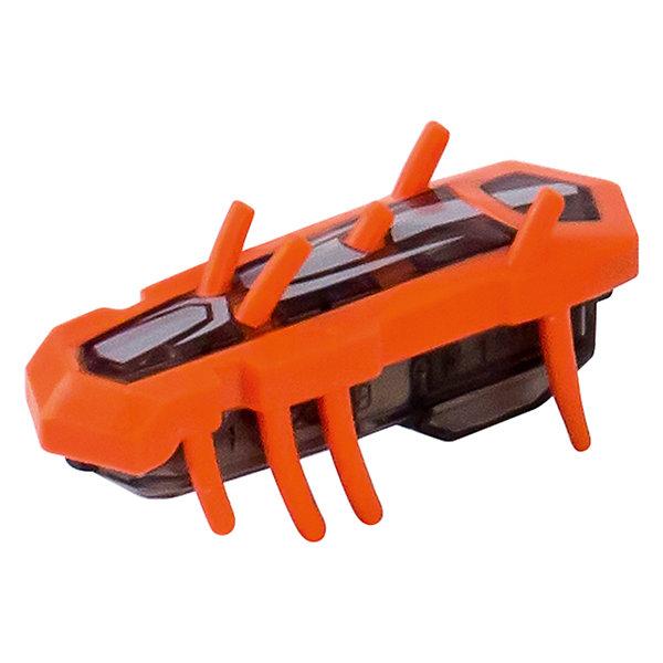 Микро-робот Nano Nitro Single, оранжево-черный, HexbugИнтерактивные животные<br>Микро-робот Nano Nitro Single, оранжево-черный, Hexbug (Хексбаг)<br><br>Характеристики:<br><br>• быстро меняет траекторию движения<br>• самостоятельно переворачивается<br>• карабкается наверх<br>• мощный моторчик<br>• устойчив к повреждениям<br>• 8 ножек снизу и 5 сверху<br>• батарейки: AG13 - 1 шт. (входит в комплект)<br>• размер: 1,4х2х4,2 см<br>• вес: 8 грамм<br>• цвет: оранжево-черный<br>• материал: пластик<br>• размер упаковки: 13х5х3 см<br>• вес: 65 грамм<br><br>Микро-робот Nano Nitro Single очень напоминает настоящего жучка. Он также быстро бегает, меняет траекторию движения и даже самостоятельно переворачивается в случае падения. Благодаря усовершенствованному моторчику жучок способен карабкаться наверх по специальным трубочкам. Игрушка подходит для старых и новых моделей нанодромов Hexbug.<br><br>Микро-робота Nano Nitro Single, оранжево-черный, Hexbug (Хексбаг) вы можете купить в нашем интернет-магазине.<br><br>Ширина мм: 130<br>Глубина мм: 25<br>Высота мм: 25<br>Вес г: 30<br>Возраст от месяцев: 36<br>Возраст до месяцев: 2147483647<br>Пол: Унисекс<br>Возраст: Детский<br>SKU: 5507229