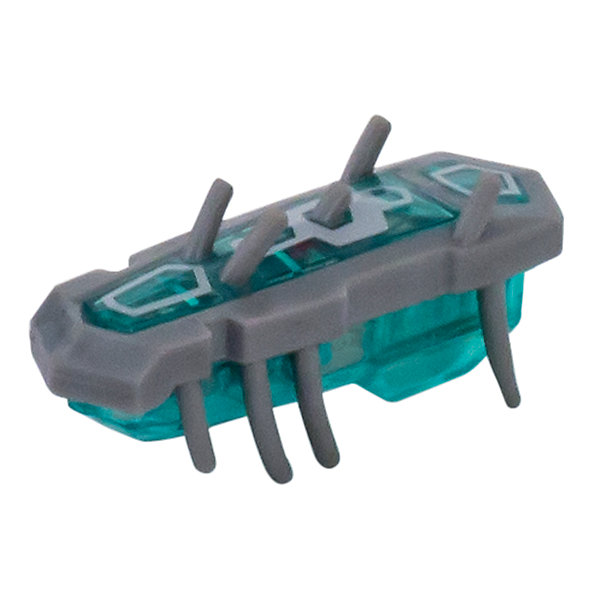 Микро-робот Nano Nitro Single, серо-голубой, HexbugИнтерактивные игрушки для малышей<br>Микро-робот Nano Nitro Single, серо-голубой, Hexbug (Хексбаг)<br><br>Характеристики:<br><br>• быстро меняет траекторию движения<br>• самостоятельно переворачивается<br>• карабкается наверх<br>• мощный моторчик<br>• устойчив к повреждениям<br>• 8 ножек снизу и 5 сверху<br>• батарейки: AG13 - 1 шт. (входит в комплект)<br>• размер: 1,4х2х4,2 см<br>• вес: 8 грамм<br>• цвет: серо-голубой<br>• материал: пластик<br>• размер упаковки: 13х5х3 см<br>• вес: 65 грамм<br><br>Микро-робот Nano Nitro Single очень напоминает настоящего жучка. Он также быстро бегает, меняет траекторию движения и даже самостоятельно переворачивается в случае падения. Благодаря усовершенствованному моторчику жучок способен карабкаться наверх по специальным трубочкам. Игрушка подходит для старых и новых моделей нанодромов Hexbug.<br><br>Микро-робота Nano Nitro Single, серо-голубой, Hexbug (Хексбаг) вы можете купить в нашем интернет-магазине.<br>Ширина мм: 130; Глубина мм: 25; Высота мм: 25; Вес г: 30; Возраст от месяцев: 36; Возраст до месяцев: 2147483647; Пол: Унисекс; Возраст: Детский; SKU: 5507230;