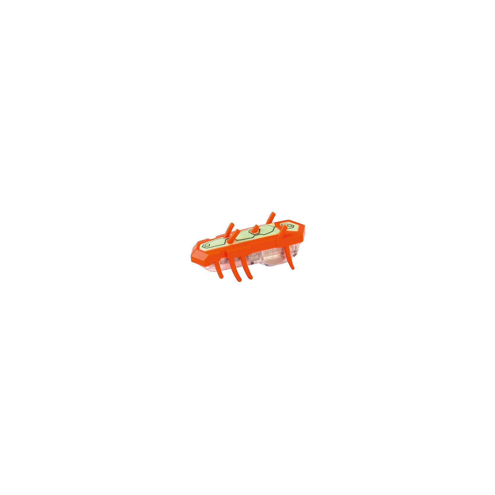 Микро-робот Nitro Glow , оранжевый, HexbugИнтерактивные игрушки для малышей<br>Микро-робот Nitro Glow, оранжевый, Hexbug (Хексбаг)<br><br>Характеристики:<br><br>• быстро меняет траекторию движения<br>• самостоятельно переворачивается<br>• карабкается наверх<br>• мощный моторчик<br>• устойчив к повреждениям<br>• 8 ножек снизу и 5 сверху<br>• батарейки: AG13 - 1 шт. (входит в комплект)<br>• размер: 1,4х2х4,2 см<br>• вес: 8 грамм<br>• цвет: оранжевый<br>• материал: пластик<br>• размер упаковки: 13х5х3 см<br>• вес: 65 грамм<br><br>Маленький робот Nitro Glow невероятно быстрый и ловкий. Он способен двигаться в любом направлении, передвигая своими крохотными лапками. Не спешите поднимать микро-робота, если он повернулся на спинку - Nitro Glow сможет самостоятельно перевернуться и продолжить забег. Благодаря усовершенствованным технологиям и пяти верхним лапкам жучок научился взбираться по специальным трубочкам из лабиринтов нанодрома. При этом старые лабиринты тоже отлично подойдут для микро-робота.<br><br>Микро-робота Nitro Glow, оранжевый, Hexbug (Хексбаг) можно купить в нашем интернет-магазине.<br><br>Ширина мм: 130<br>Глубина мм: 25<br>Высота мм: 25<br>Вес г: 30<br>Возраст от месяцев: 36<br>Возраст до месяцев: 2147483647<br>Пол: Унисекс<br>Возраст: Детский<br>SKU: 5507235