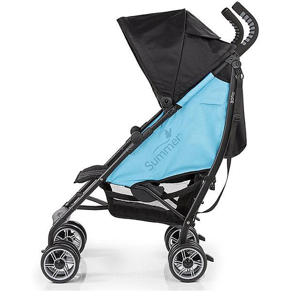 Коляска-трость Summer Infant 3D Flip, черный/голубой