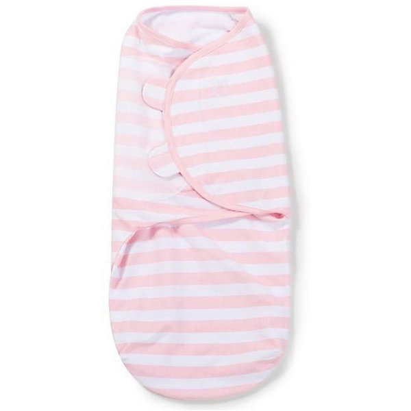 Конверт на липучке Swaddleme, размер S/M, Summer Infant,  розовый, полоскиКонверты для пеленания<br>Характеристики конверта на липучке Swaddleme: <br><br>• конверт-мешок для детей первого года жизни;<br>• не сковывает движения ребенка;<br>• снижает рефлекс вздрагивания;<br>• конверт оснащен крыльями, малыш не сможет «освободиться» во время движений ручками;<br>• объятия крыльев регулируются по мере роста ребенка;<br>• тип застежки: липучки;<br>• отверстие в области ног ребенка для смены подгузника;<br>• размер конверта: S/M;<br>• длина конверта: 55 см;<br>• рост ребенка: 56-62 см;<br>• вес ребенка: 3-6 кг;<br>• возраст ребенка: от рождения до 3-х месяцев;<br>• состав ткани: 100% хлопок.<br><br>Конверт-мешок на липучке позволяет деткам первого года жизни вести себя спокойнее во сне, снижает рефлекс вздрагивания, при этом конверт не сковывает движений ребенка. Ручки обтянуты мягкими эластичными «крыльями» конверта, а ножками ребенок может легко теребить. Регулируемые объятия крыльев дают возможность подгонять размер конверта в зависимости от его роста и веса. Отверстие конверта в области ножек малыша дает возможность контролировать наполненность подгузника, чтобы осуществить своевременную его замену. <br><br>Размер упаковки: 27х15х2,5 см<br>Вес: 180 г<br><br>Конверт на липучке Swaddleme, размер S/M, Summer Infant, розовый, полоски можно купить в нашем интернет-магазине.<br><br>Ширина мм: 150<br>Глубина мм: 270<br>Высота мм: 25<br>Вес г: 180<br>Возраст от месяцев: 0<br>Возраст до месяцев: 3<br>Пол: Женский<br>Возраст: Детский<br>SKU: 5507998