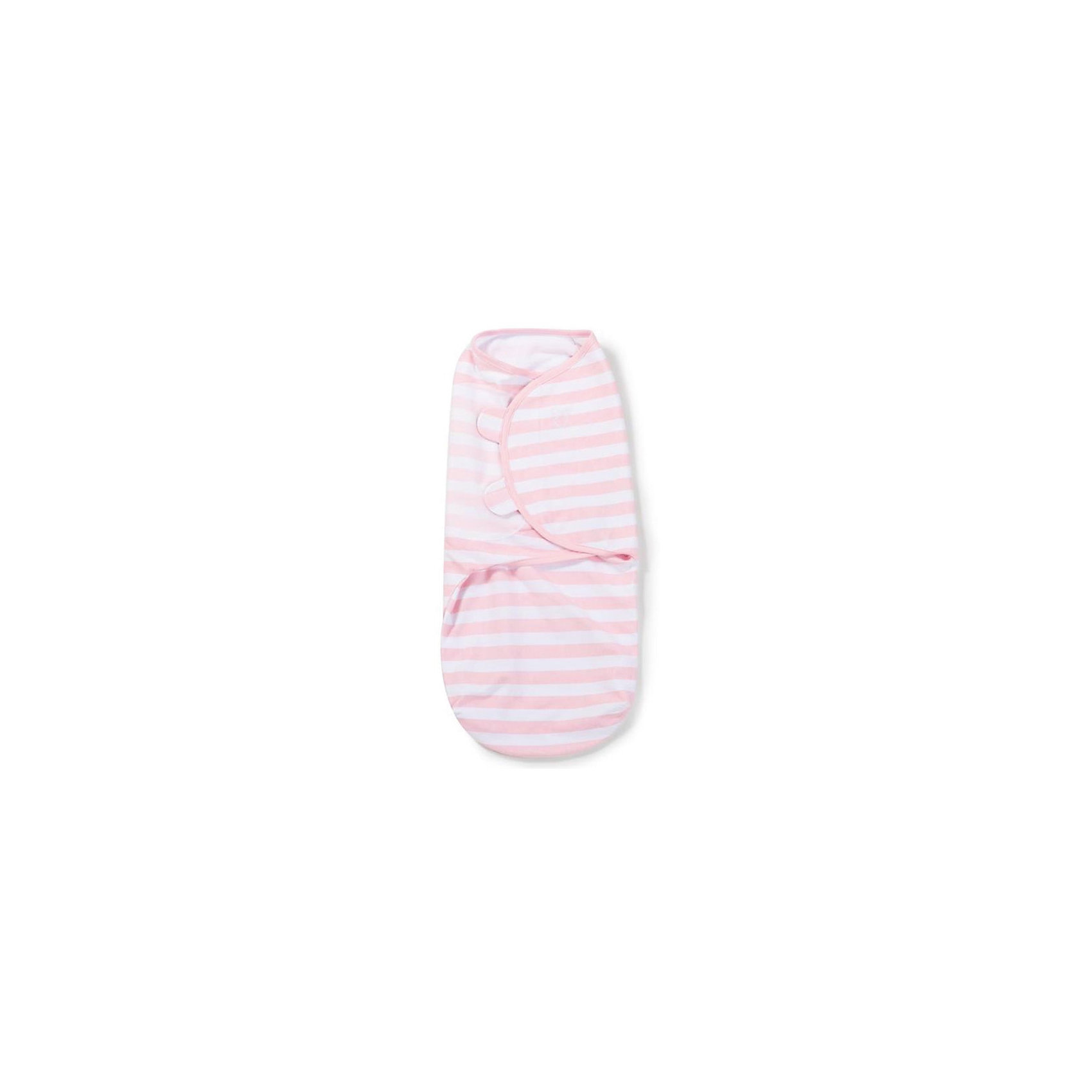 Конверт на липучке Swaddleme, размер S/M, Summer Infant,  розовый, полоскиПеленание<br>Характеристики конверта на липучке Swaddleme: <br><br>• конверт-мешок для детей первого года жизни;<br>• не сковывает движения ребенка;<br>• снижает рефлекс вздрагивания;<br>• конверт оснащен крыльями, малыш не сможет «освободиться» во время движений ручками;<br>• объятия крыльев регулируются по мере роста ребенка;<br>• тип застежки: липучки;<br>• отверстие в области ног ребенка для смены подгузника;<br>• размер конверта: S/M;<br>• длина конверта: 55 см;<br>• рост ребенка: 56-62 см;<br>• вес ребенка: 3-6 кг;<br>• возраст ребенка: от рождения до 3-х месяцев;<br>• состав ткани: 100% хлопок.<br><br>Конверт-мешок на липучке позволяет деткам первого года жизни вести себя спокойнее во сне, снижает рефлекс вздрагивания, при этом конверт не сковывает движений ребенка. Ручки обтянуты мягкими эластичными «крыльями» конверта, а ножками ребенок может легко теребить. Регулируемые объятия крыльев дают возможность подгонять размер конверта в зависимости от его роста и веса. Отверстие конверта в области ножек малыша дает возможность контролировать наполненность подгузника, чтобы осуществить своевременную его замену. <br><br>Размер упаковки: 27х15х2,5 см<br>Вес: 180 г<br><br>Конверт на липучке Swaddleme, размер S/M, Summer Infant, розовый, полоски можно купить в нашем интернет-магазине.<br><br>Ширина мм: 150<br>Глубина мм: 270<br>Высота мм: 25<br>Вес г: 180<br>Возраст от месяцев: 0<br>Возраст до месяцев: 3<br>Пол: Женский<br>Возраст: Детский<br>SKU: 5507998