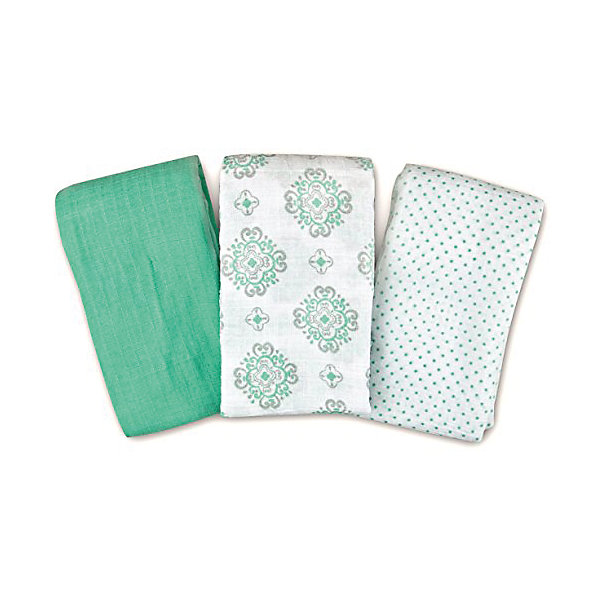 Набор пеленок Muslin Swaddleme, 3 шт., Summer Infant, бирюзовый/орнаментПеленки для новорожденных<br>Характеристики пеленок Muslin Swaddleme:<br><br>• натуральное волокно пеленок;<br>• свободное движение воздуха;<br>• мягкость дышащего материала;<br>• состав ткани: 100% муслин (тонкотканный хлопок);<br>• размер пеленки: 102х102 см;<br>• количество в упаковке: 3 шт.;<br>• размер упаковки: 32х20,5х4 см;<br>• вес: 430 г.<br><br>Пеленки используются с первых дней жизни ребенка. Пригодны для пеленания, для покрытия пеленального столика, родительской кровати, дна ванночки. Мягкие и дышащие пеленки украшены различными принтами. <br><br>Набор пеленок Muslin Swaddleme, 3 шт., Summer Infant, бирюзовый/орнамент можно купить в нашем интернет-магазине.<br><br>Ширина мм: 205<br>Глубина мм: 320<br>Высота мм: 40<br>Вес г: 430<br>Цвет: бирюзовый<br>Возраст от месяцев: 0<br>Возраст до месяцев: 3<br>Пол: Унисекс<br>Возраст: Детский<br>SKU: 5508005