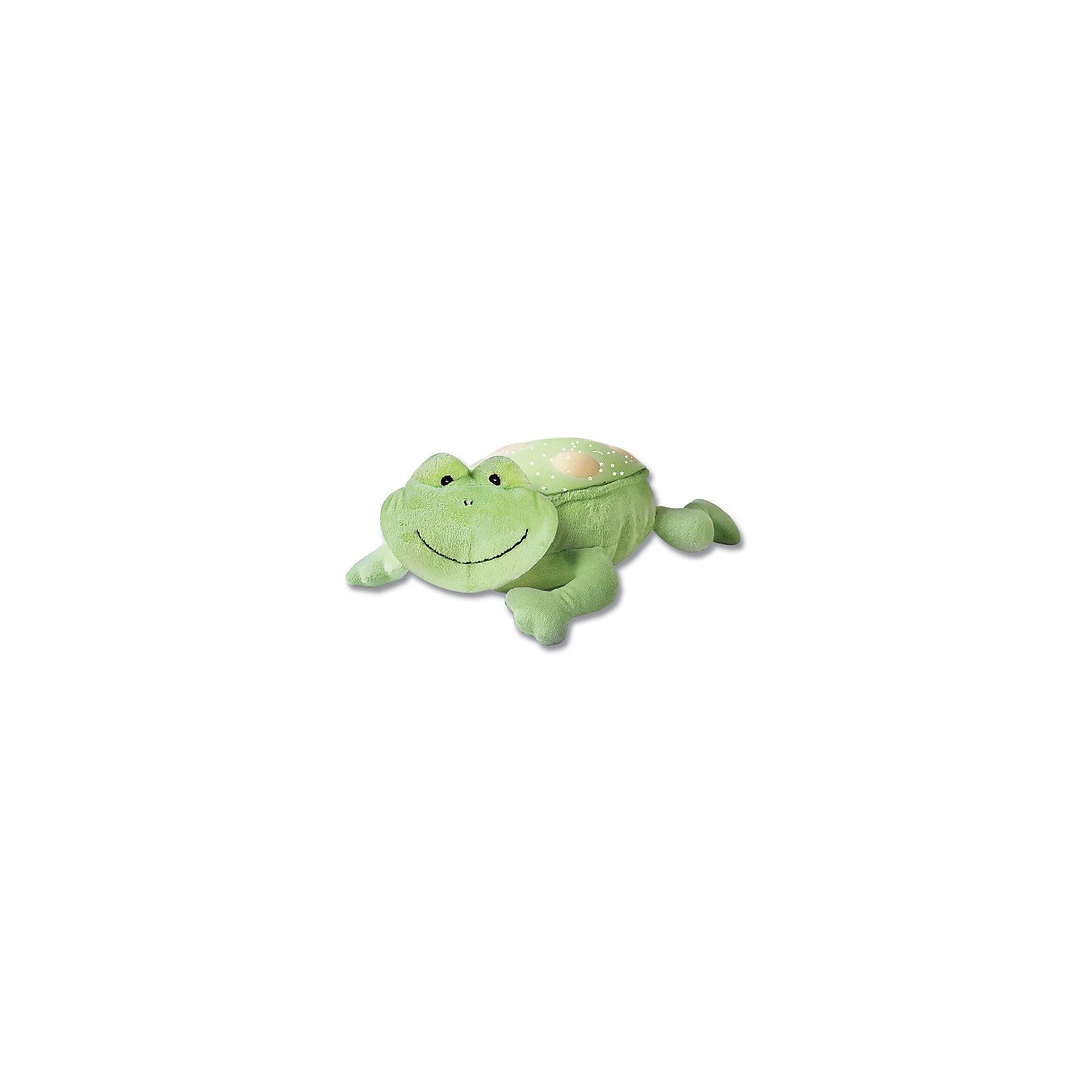 Светильник-проектор звездного неба  Frog, Summer InfantНочники и проекторы<br>Характеристики:<br><br>• светильник с проектором создает уютную атмосферу в спальне;<br>• проекция звездного неба;<br>• цветовое оформление плавно сменяет друг друга, 3 цвета в настройках;<br>• музыкальное сопровождение: 3 колыбельные мелодии, звуки природы, белый шум, приглушенный стук сердца;<br>• автоматическое отключение;<br>• таймер: 15, 30, 45 минут;<br>• материал: плюш, пластик;<br>• батарейки входят в комплект;<br>• размер ночника: 22х32х32 см;<br>• размер упаковки: 30х19х20 см;<br>• вес: 530 г.<br><br>Мягкий свет детского ночника, музыкальный фон, который сопровождается методичной сменой цветового оформления. Проекция мелких звездочек на потолок и стены, три цвета дизайна. Светильник-проектор выполнен в виде милого зверушки, мягкий плюш и гипоаллергенный пластик безопасны для здоровья ребенка. <br><br>Светильник-проектор звездного неба Frog, Summer Infant можно купить в нашем интернет-магазине.<br><br>Ширина мм: 300<br>Глубина мм: 190<br>Высота мм: 200<br>Вес г: 530<br>Возраст от месяцев: 0<br>Возраст до месяцев: 216<br>Пол: Унисекс<br>Возраст: Детский<br>SKU: 5508014