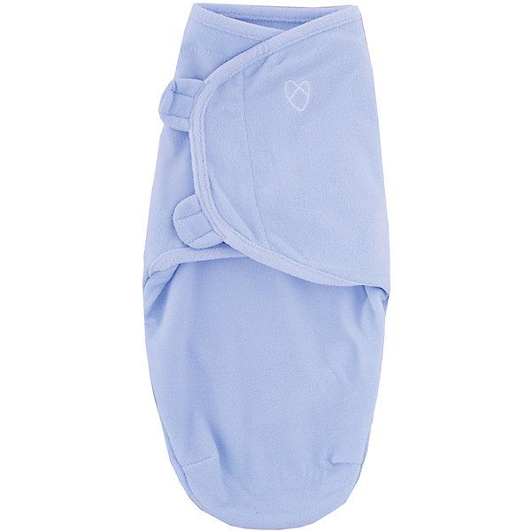 Конверт утепленный SwaddleMe Microfleece, размер S/M, Summer Infant, голубой