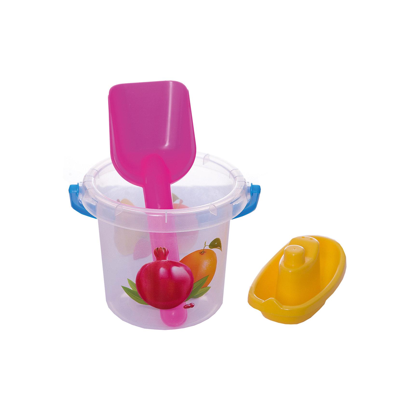Песочный набор №121, СтелларИграем в песочнице<br>Песочный набор №121, Стеллар<br><br>Характеристики:<br><br>• яркие цвета<br>• безопасные материалы<br>• в комплекте: ведерко, совок, кораблик<br>• длина совка: 19 см<br>• объем ведерка: 0,8 л<br>• материал: пластик<br>• размер упаковки: 15х15х20 см<br>• вес: 150 грамм<br><br>Песочный набор №121 - отличный вариант для игр на пляже или в песочнице. Набор состоит из ведерка, совка и кораблика. Ребенок сможет построить большую башенку, а кораблик можно отправить в плавание под присмотром родителей. Яркий рисунок на ведерке обязательно привлечет внимание юных строителей.<br><br>Песочный набор №121, Стеллар вы можете купить в нашем интернет-магазине.<br><br>Ширина мм: 150<br>Глубина мм: 150<br>Высота мм: 200<br>Вес г: 300<br>Возраст от месяцев: 36<br>Возраст до месяцев: 2147483647<br>Пол: Унисекс<br>Возраст: Детский<br>SKU: 5508074