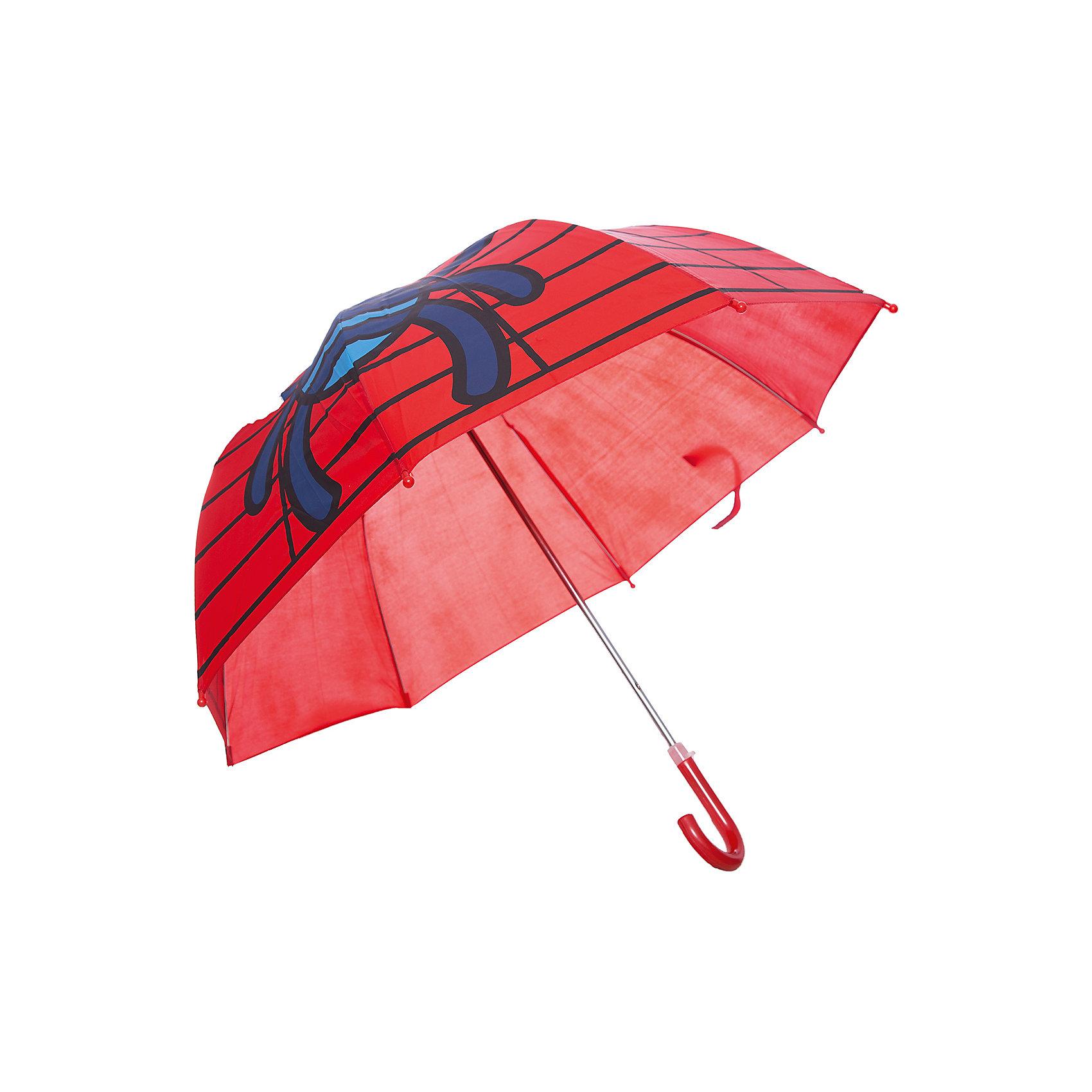 Зонт детский Паук 46см.Зонты детские<br>Зонт детский Паук 46см., Mary Poppins (Мэри Поппинс)<br><br>Характеристики:<br><br>• устойчив к ветру<br>• система складывания: механическая<br>• прочное крепление купола<br>• радиус купола: 46 см<br>• длина ручки: 57 см<br>• пластиковый фиксатор на стержне зонтика<br>• плстиковые насадки на спицах<br>• материал: текстиль, металл, пластик<br>• размер упаковки: 60х6х8 см<br><br>Даже дождик - не повод грустить дома, если у вас есть красивый зонтик! Зонт Паук поднимет настроение красивым рисунком с изображением гигантского паука и защитит от дождя и ветра. Купол изделия надежно крепится к металлическому каркасу, что делает его устойчивым к сильному ветру. Закругленную ручку удобно держать в руке. Спицы зонтика имеют закругленные наконечники из пластика, выполняющие защитную функцию.<br><br>Зонт детский Паук 46см., Mary Poppins (Мэри Поппинс) можно купить в нашем интернет-магазине.<br><br>Ширина мм: 600<br>Глубина мм: 600<br>Высота мм: 800<br>Вес г: 200<br>Возраст от месяцев: 36<br>Возраст до месяцев: 2147483647<br>Пол: Мужской<br>Возраст: Детский<br>SKU: 5508518