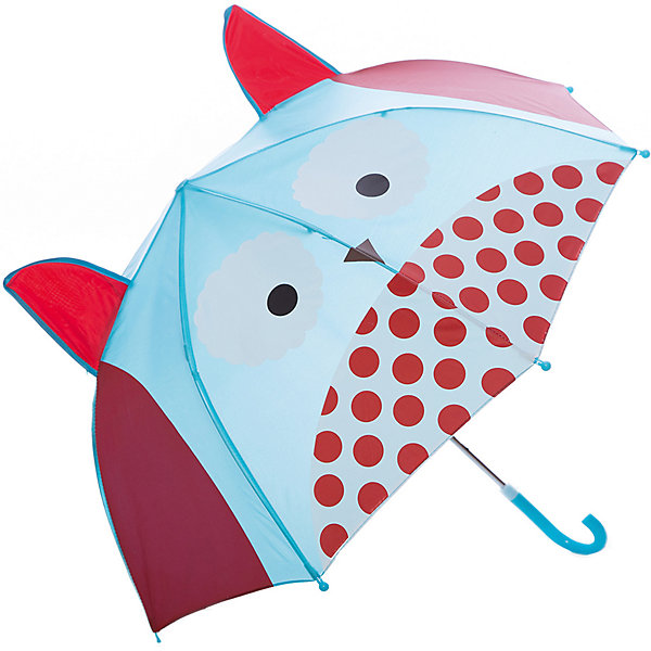 Зонт детский Сова, 46 см.Зонты детские<br>Характеристики:<br><br>• возраст: от 3 лет;<br>• материал: полиэстер, пластик, металл;<br>• радиус купола: 46 см;<br>• вес: 200 гр.;<br>• размер упаковки: 59х5х5 см;<br>• страна производитель: Китай.<br><br>Детский зонтик Mary Poppins укроет ребенка от дождя и ветра. Аксессуар имеет совсем небольшой вес, поэтому его ношение не затруднит малыша.<br><br>У зонта есть удобная закругленная ручка, которую комфортно держать. Так снижается риск того, что при сильном ветре зонтик выпадет из рук. Так же ветер не страшен и куполу – все элементы конструкции надежно скреплены между собой.<br><br>Каждая спица оснащена защитным круглым наконечником для безопасного использования. Яркий и оригинальный дизайн зонта заинтересует ребенка, такой аксессуар точно не забудется дома. Зонт-трость складывается вручную.<br><br>Зонт детский «Сова», 46 см можно купить в нашем интернет-магазине.<br>Ширина мм: 615; Глубина мм: 500; Высота мм: 800; Вес г: 250; Возраст от месяцев: 36; Возраст до месяцев: 2147483647; Пол: Унисекс; Возраст: Детский; SKU: 5508525;