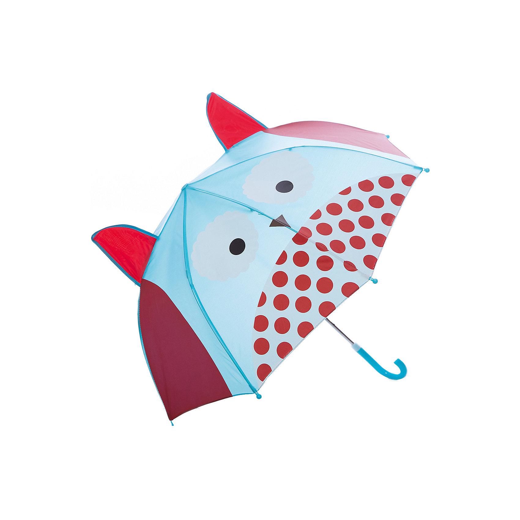 Зонт детский Сова, 46 см.Зонты детские<br>Яркий и удобный зонтик для малышей Сова. Радиус: 46 см. Длина ручки: 57 см.<br><br>Ширина мм: 615<br>Глубина мм: 500<br>Высота мм: 800<br>Вес г: 250<br>Возраст от месяцев: 36<br>Возраст до месяцев: 2147483647<br>Пол: Унисекс<br>Возраст: Детский<br>SKU: 5508525