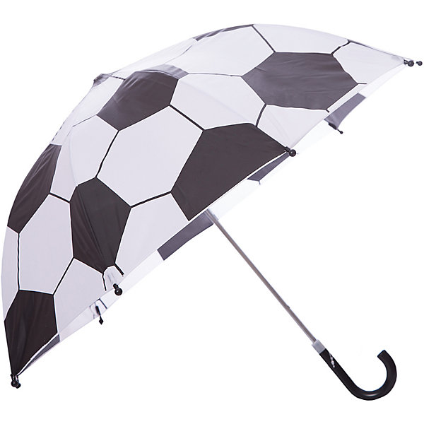 Зонт детский Футбол, 46 см.Зонты детские<br>Зонт детский Футбол, 46 см., Mary Poppins (Мэри Поппинс)<br><br>Характеристики:<br><br>• устойчив к ветру<br>• система складывания: механическая<br>• прочное крепление купола<br>• радиус купола: 46 см<br>• длина ручки: 57 см<br>• пластиковый фиксатор на стержне зонтика<br>• пластиковые насадки на спицах<br>• материал: текстиль, металл, пластик<br>• размер упаковки: 61,5х5х8 см<br><br>Детский зонт Футбол защитит малыша от дождя и порадует красивым дизайном. Непромокаемый купол имеет широкие поля, защищающие от промокания. Интересное оформление в виде настоящего футбольного мяча поднимут мальчику настроение в непогоду. Для безопасности ребенка на концах спиц находятся пластиковые шарики. Купол надежно крепится к каркасу для большей устойчивости к ветру и дождю.<br><br>Зонт детский Футбол, 46 см., Mary Poppins (Мэри Поппинс) можно купить в нашем интернет-магазине.<br><br>Ширина мм: 615<br>Глубина мм: 500<br>Высота мм: 800<br>Вес г: 200<br>Возраст от месяцев: 36<br>Возраст до месяцев: 2147483647<br>Пол: Мужской<br>Возраст: Детский<br>SKU: 5508528