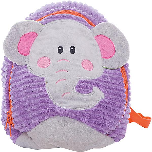 Рюкзачок Слоник, сиренево-серый,  20*28 см.Детские рюкзаки<br>Рюкзачок Слоник, сиренево-серый,  20*28 см., Shantou Gepai (Шанту Гепаи)<br><br>Характеристики:<br><br>• легкий и удобный<br>• оригинальный дизайн<br>• регулируемые лямки<br>• застегивается на молнию<br>• размер: 20х28х8см<br>• материал: искусственный мех, текстиль, пластик<br>• размер упаковки: 20х28х8 см<br>• вес: 167 грамм<br><br>Рюкзачок Слоник поднимет малышу настроение и поможет перенести любимые игрушки. Модель выполнена в виде забавного серого слоника с огромным хоботом на сиреневом фоне. Основное отделение рюкзачка застегивается с помощью молнии. Лямки рюкзака не натирают плечи и регулируются по росту ребенка.<br><br>Рюкзачок Слоник, сиренево-серый,  20*28 см., Shantou Gepai (Шанту Гепаи) вы можете купить в нашем интернет-магазине.<br><br>Ширина мм: 200<br>Глубина мм: 280<br>Высота мм: 800<br>Вес г: 167<br>Возраст от месяцев: 36<br>Возраст до месяцев: 2147483647<br>Пол: Женский<br>Возраст: Детский<br>SKU: 5508545