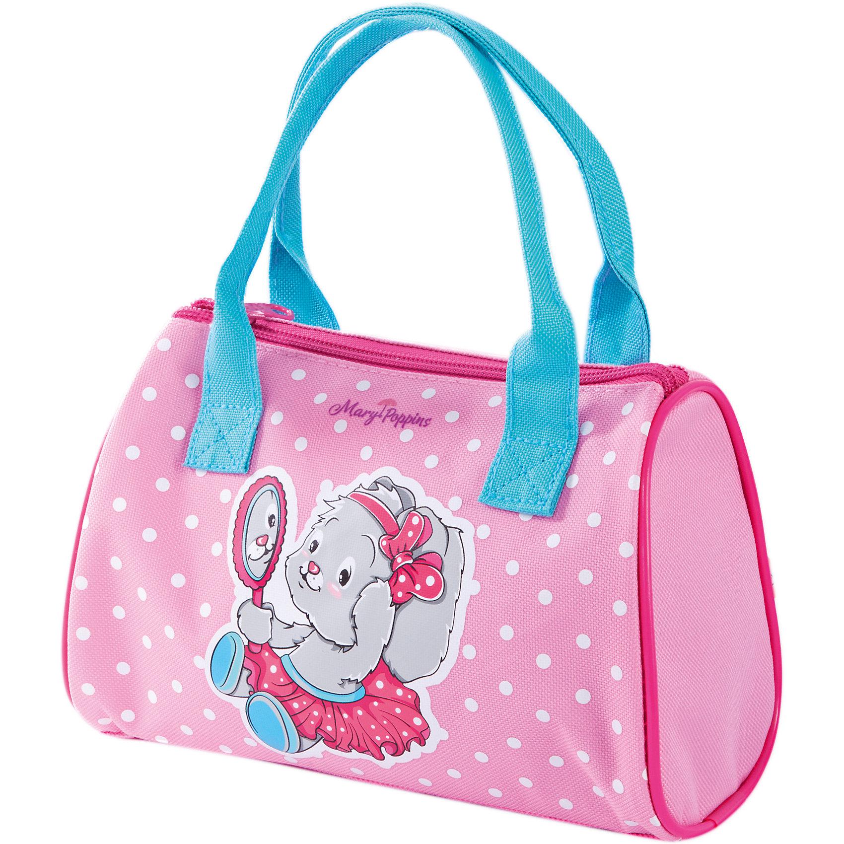 Сумочка Зайка 21*10*16 см.Детские сумки<br>Сумочка Зайка 21*10*16 см., Mary Poppins (Мэри Поппинс)<br><br>Характеристики:<br><br>• яркий дизайн<br>• вместительное отделение<br>• две ручки<br>• размер: 21х10х16 см<br>• материал: текстиль, пластик<br>• размер упаковки: 21х10х16 см<br>• вес: 98 грамм<br><br>Стильная и компактная сумочка Зайка порадует каждую маленькую модницу. Сумка изготовлена из качественных прочных материалов, благодаря чему девочка сможет взять с собой все необходимые вещи. Основное отделение сумки надежно закрывается  с помощью молнии. Сумка имеет две ручки для удобства ношения. Лицевая сторона оформлена красивым принтом с изображением зайки.<br><br>Сумочку Зайка 21*10*16 см., Mary Poppins (Мэри Поппинс) вы можете купить в нашем интернет-магазине.<br><br>Ширина мм: 210<br>Глубина мм: 160<br>Высота мм: 1000<br>Вес г: 98<br>Возраст от месяцев: 36<br>Возраст до месяцев: 2147483647<br>Пол: Женский<br>Возраст: Детский<br>SKU: 5508561