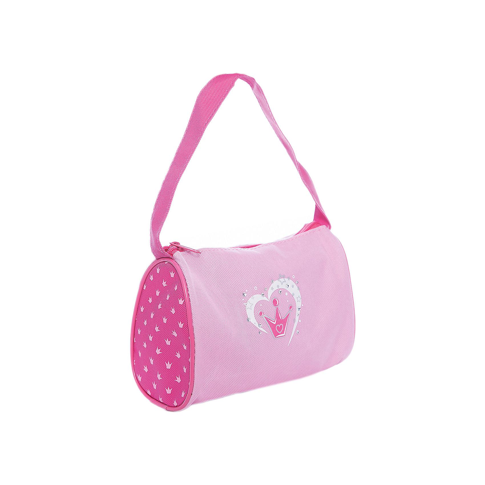 Сумочка Корона на длинной ручке 20*25 см.Детские сумки<br>Этот красивый и женственный аксессуар представляет собой детскую сумочку на плечо от российского производителя Mary Poppins, сумочка называется Корона благодаря симпатичному изображению короны на своей поверхности. Дизайн сумочки детально проработан, у нее есть удлиненная ручка, которая позволяет с удобством носить этот аксессуар на плече.<br><br>Ширина мм: 200<br>Глубина мм: 250<br>Высота мм: 1000<br>Вес г: 75<br>Возраст от месяцев: 36<br>Возраст до месяцев: 2147483647<br>Пол: Женский<br>Возраст: Детский<br>SKU: 5508563
