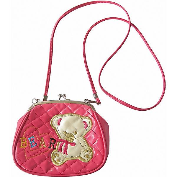 Сумочка Мишка на плечо, 16*19 см.Детские сумки<br>Сумочка Мишка на плечо, 16*19 см., Mary Poppins (Мэри Поппинс)<br><br>Характеристики:<br><br>• длинная лямка<br>• стильный дизайн<br>• надежная застежка<br>• материал: текстиль<br>• размер: 16х19 см<br>• размер упаковки: 19х16х3 см<br>• вес: 97 грамм<br><br>Маленькая стильная сумочка - аксессуар, необходимый каждой маленькой моднице. В сумочке Мишка девочка сможет разместить любимую косметику, зеркальце и бижутерию. Сумка имеет надежную застежку и длинную лямку, позволяющую носить сумочку на плече. Передняя часть оформлена изображением милого медвежонка.<br><br>Сумочку Мишка на плечо, 16*19 см., Mary Poppins (Мэри Поппинс) вы можете купить в нашем интернет-магазине.<br><br>Ширина мм: 190<br>Глубина мм: 160<br>Высота мм: 300<br>Вес г: 97<br>Возраст от месяцев: 36<br>Возраст до месяцев: 2147483647<br>Пол: Женский<br>Возраст: Детский<br>SKU: 5508564