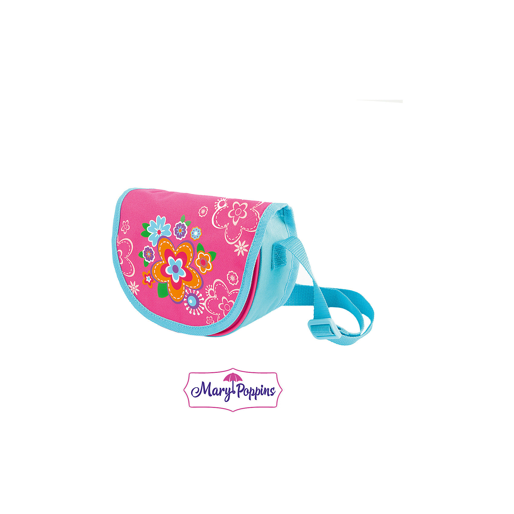 Сумочка Цветок 20*12*6 см.Детские сумки<br>Сумочка Цветок 20*12*6 см., Mary Poppins (Мэри Поппинс)<br><br>Характеристики:<br><br>• широкая длинная лямка<br>• стильный дизайн<br>• материал: текстиль, пластик<br>• размер: 20х12х6 см<br>• цвет: розовый<br>• размер упаковки: 22х18х10 см<br>• вес: 78 грамм<br><br>Сумочка Цветок от бренда Mary Poppins позволит девочке держать под рукой самые нужные и полезные предметы. Сумка имеет вместительное отделение и широкую длинная лямку. Девочка сможет удобно носить сумочку на плече. Яркий дизайн  в розовом и голубом тонах с изображением цветов всегда будут радовать глаз и поднимать настроение!<br><br>Сумочку Цветок 20*12*6 см., Mary Poppins (Мэри Поппинс) вы можете купить в нашем интернет-магазине.<br><br>Ширина мм: 220<br>Глубина мм: 180<br>Высота мм: 100<br>Вес г: 78<br>Возраст от месяцев: 36<br>Возраст до месяцев: 2147483647<br>Пол: Женский<br>Возраст: Детский<br>SKU: 5508575